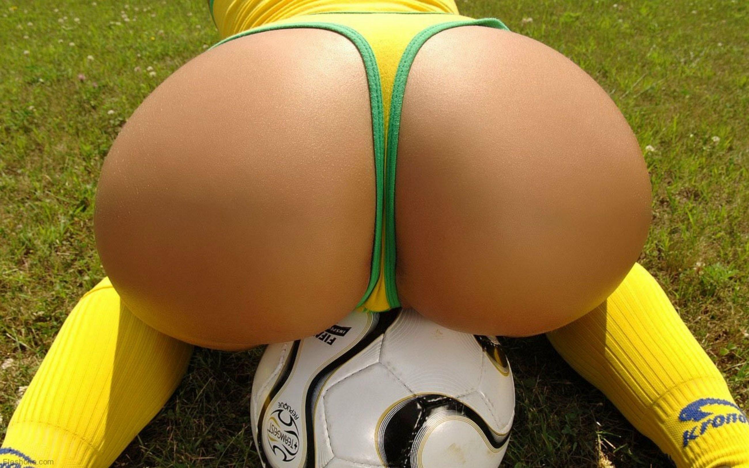 Bent over brazilians nude congratulate, your