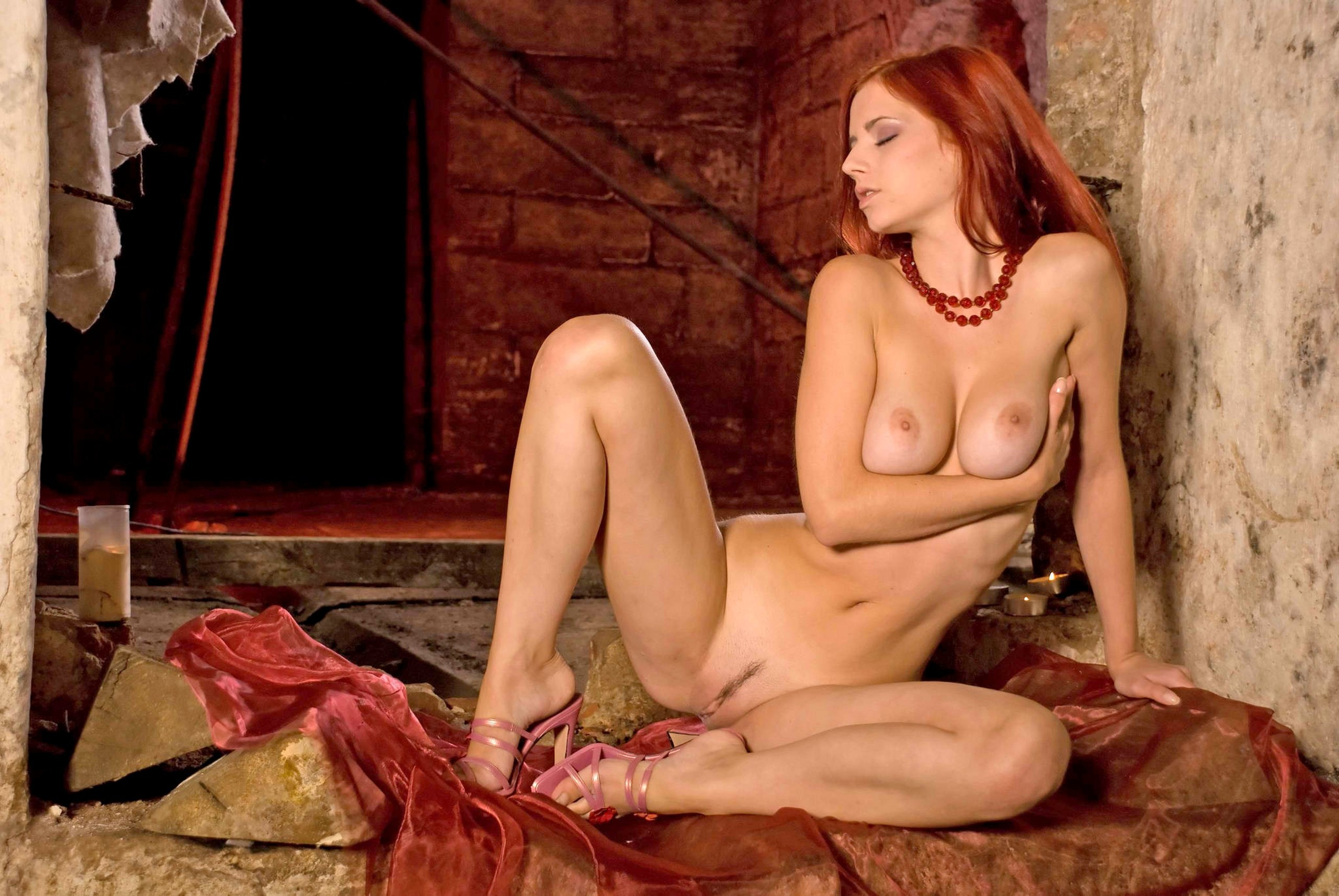 Speaking. Red hair girls nude variant
