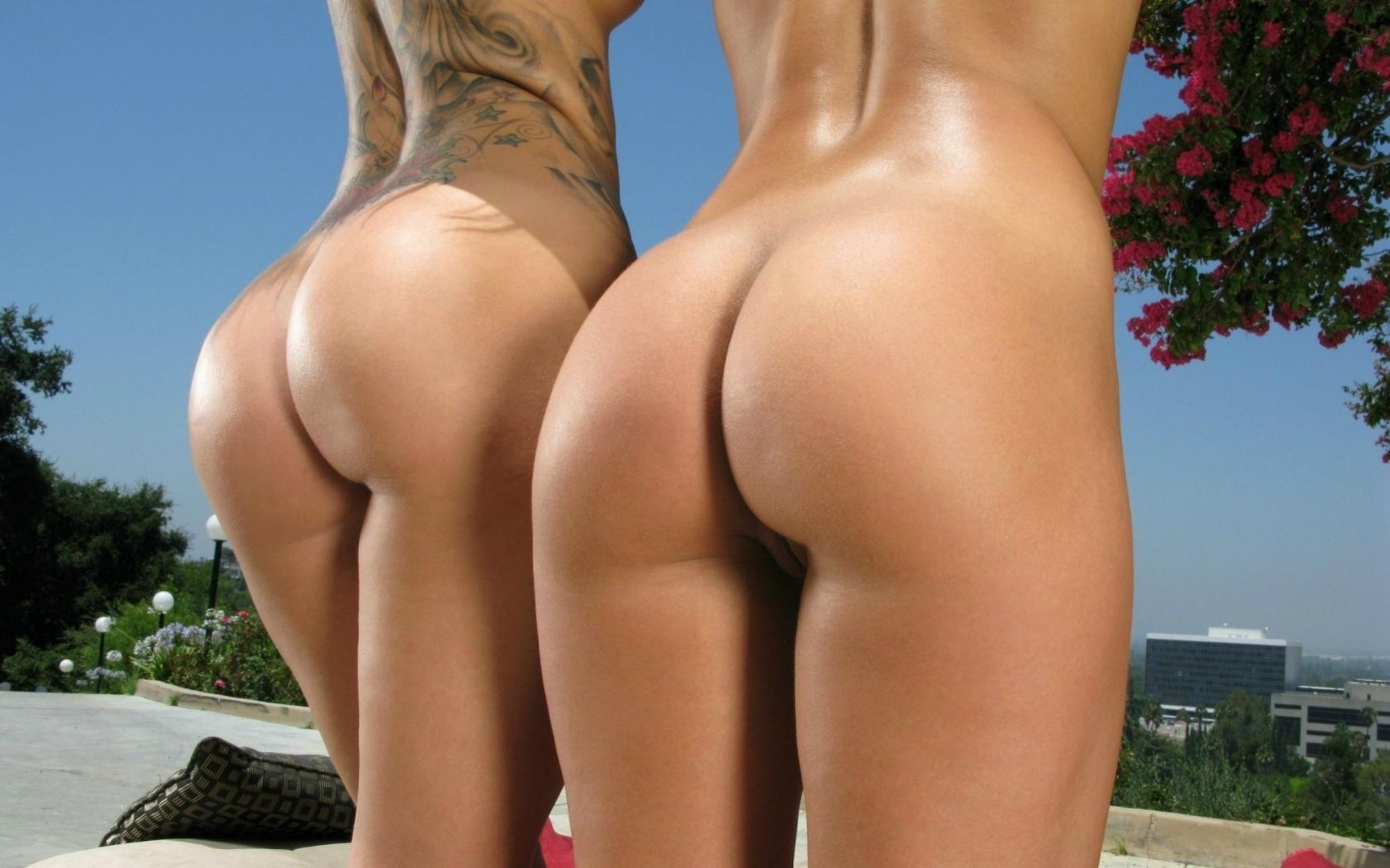 Nicest asses nude