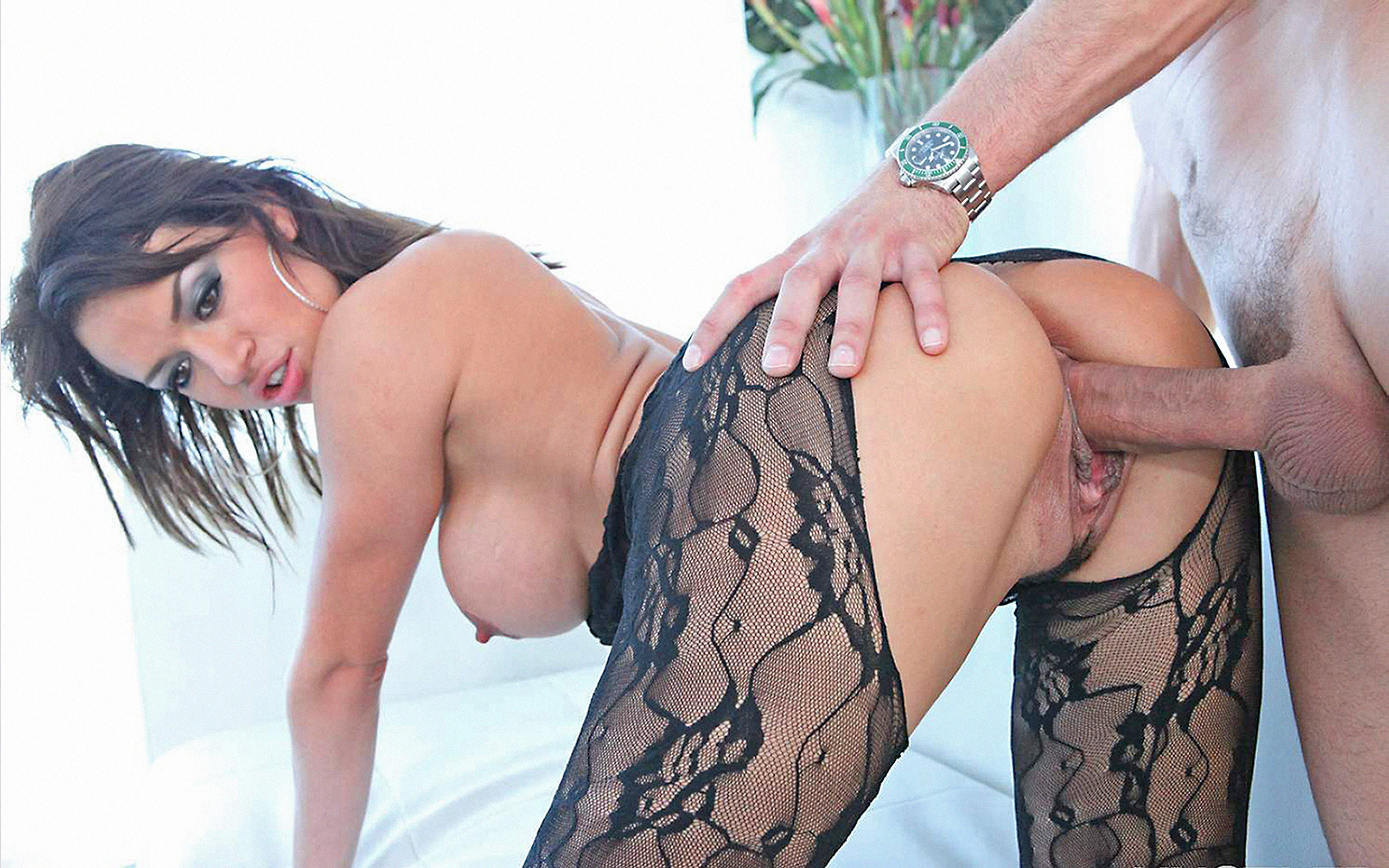 hot big tit tight pussy getting fucked