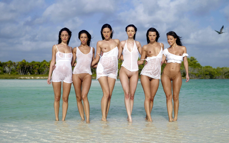 beach group pussy