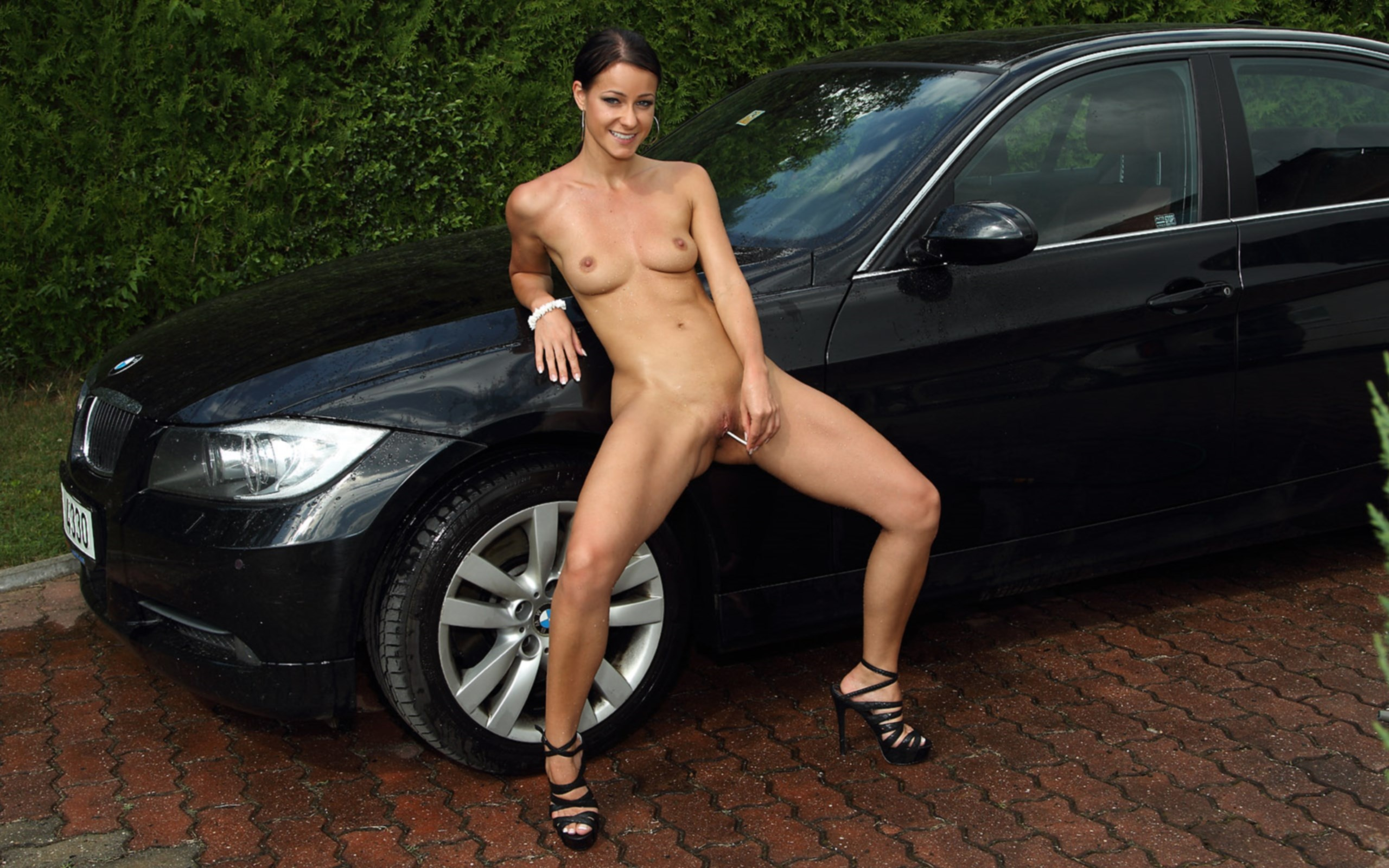 Naked Ladies And Cars