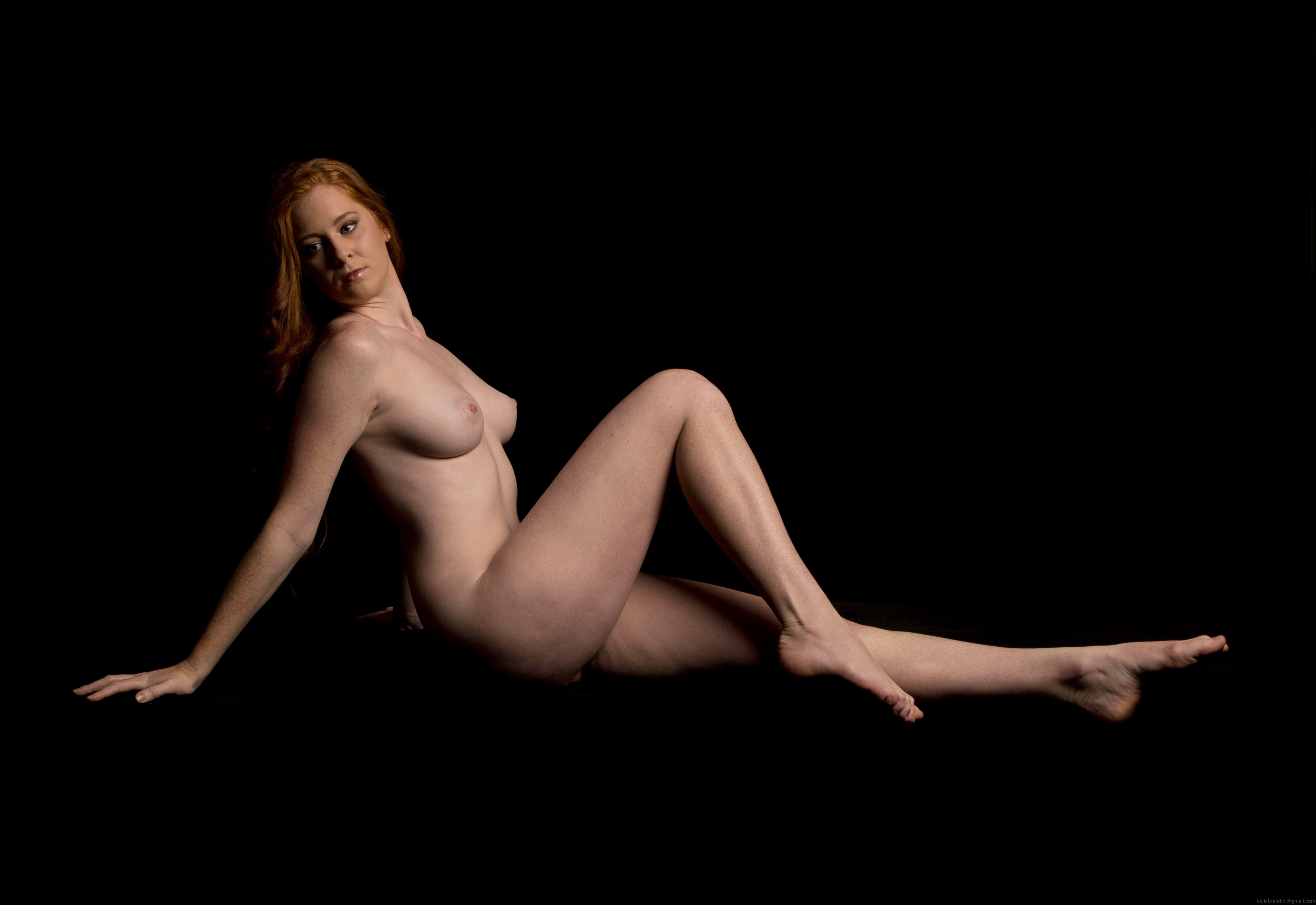 Download photo 1680x1050, aeries, brunette, nude, naked ...