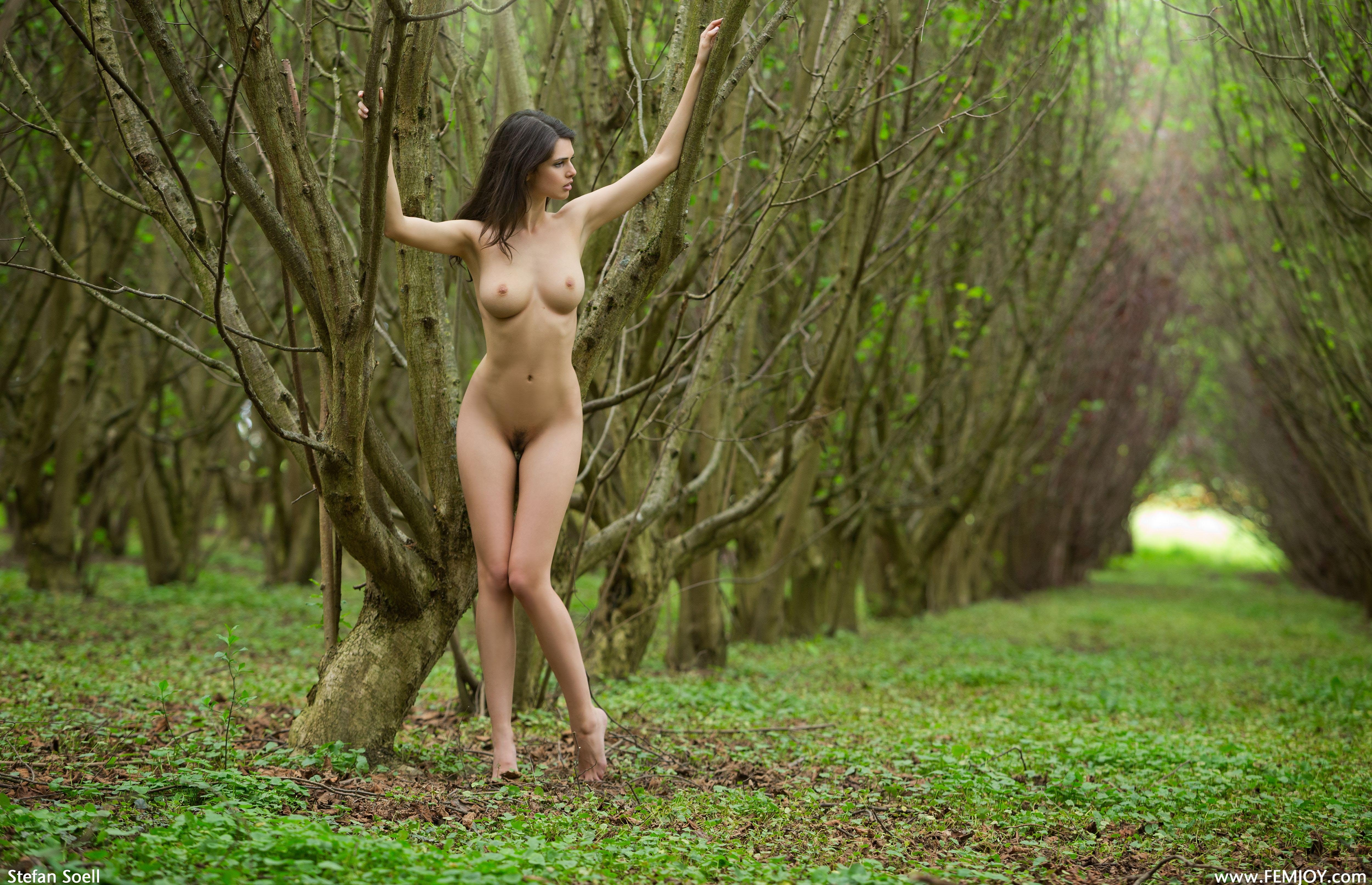 Nude Women With Perfect Tits