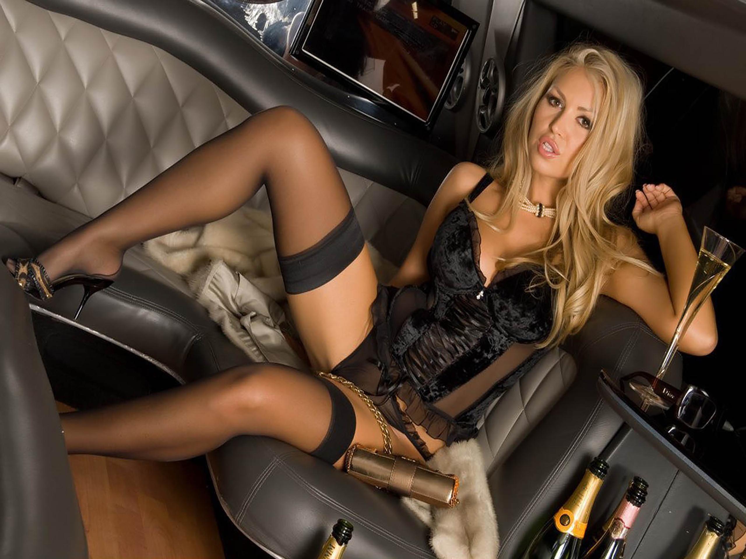 Секс с красивой богатой 9 фотография
