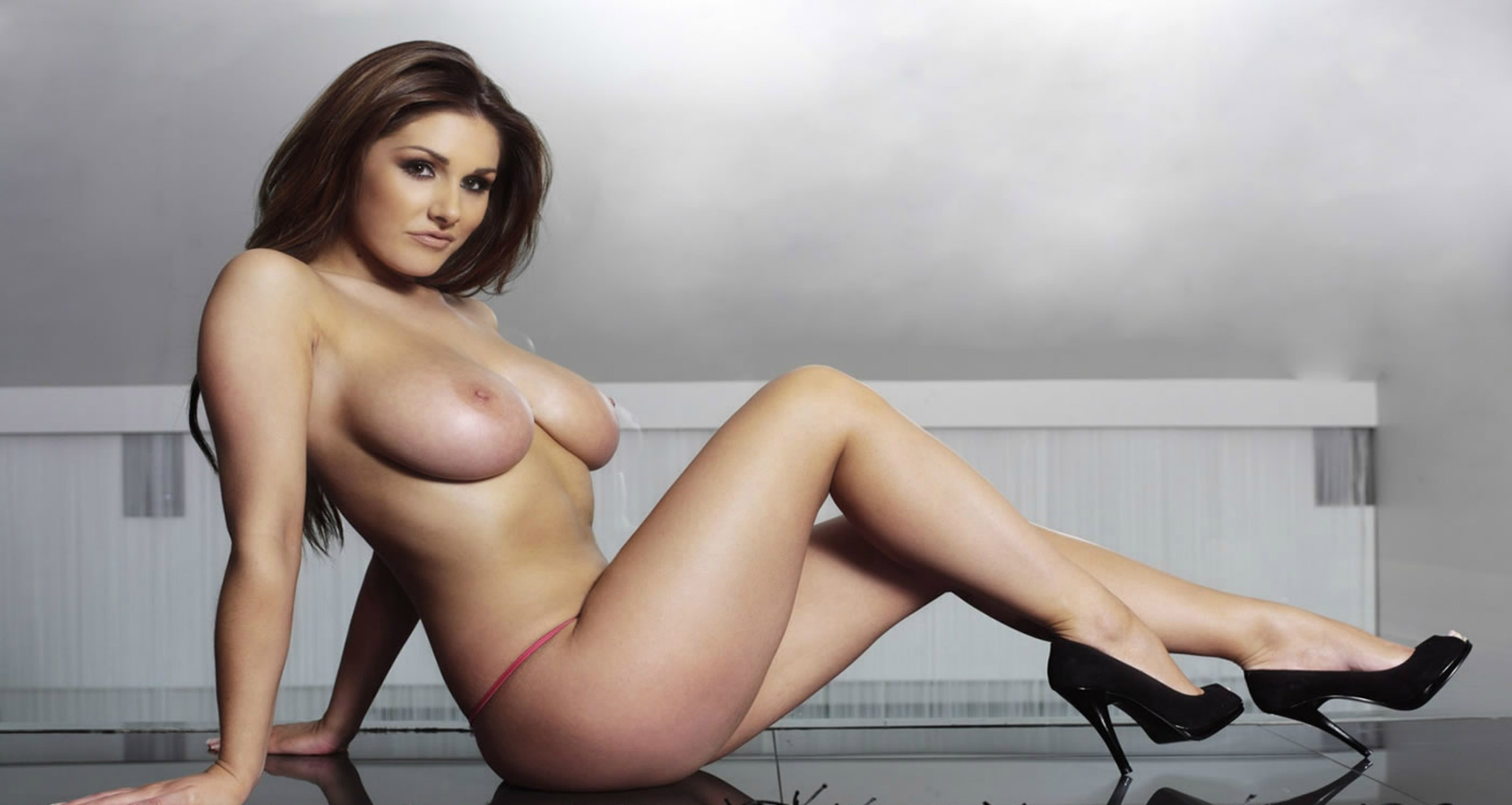 Lucy Pinder Nude Wallpaper Directly Assured-5908