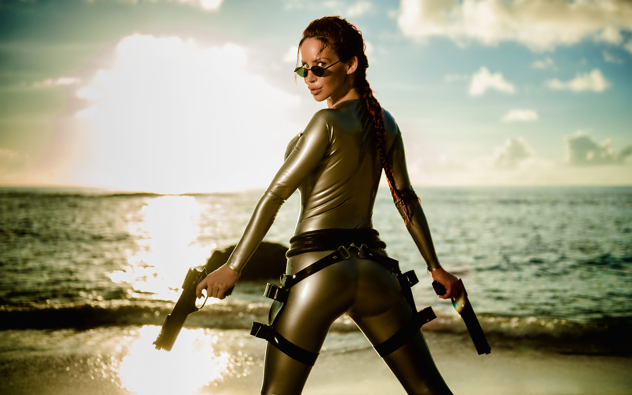 Fetish lara croft
