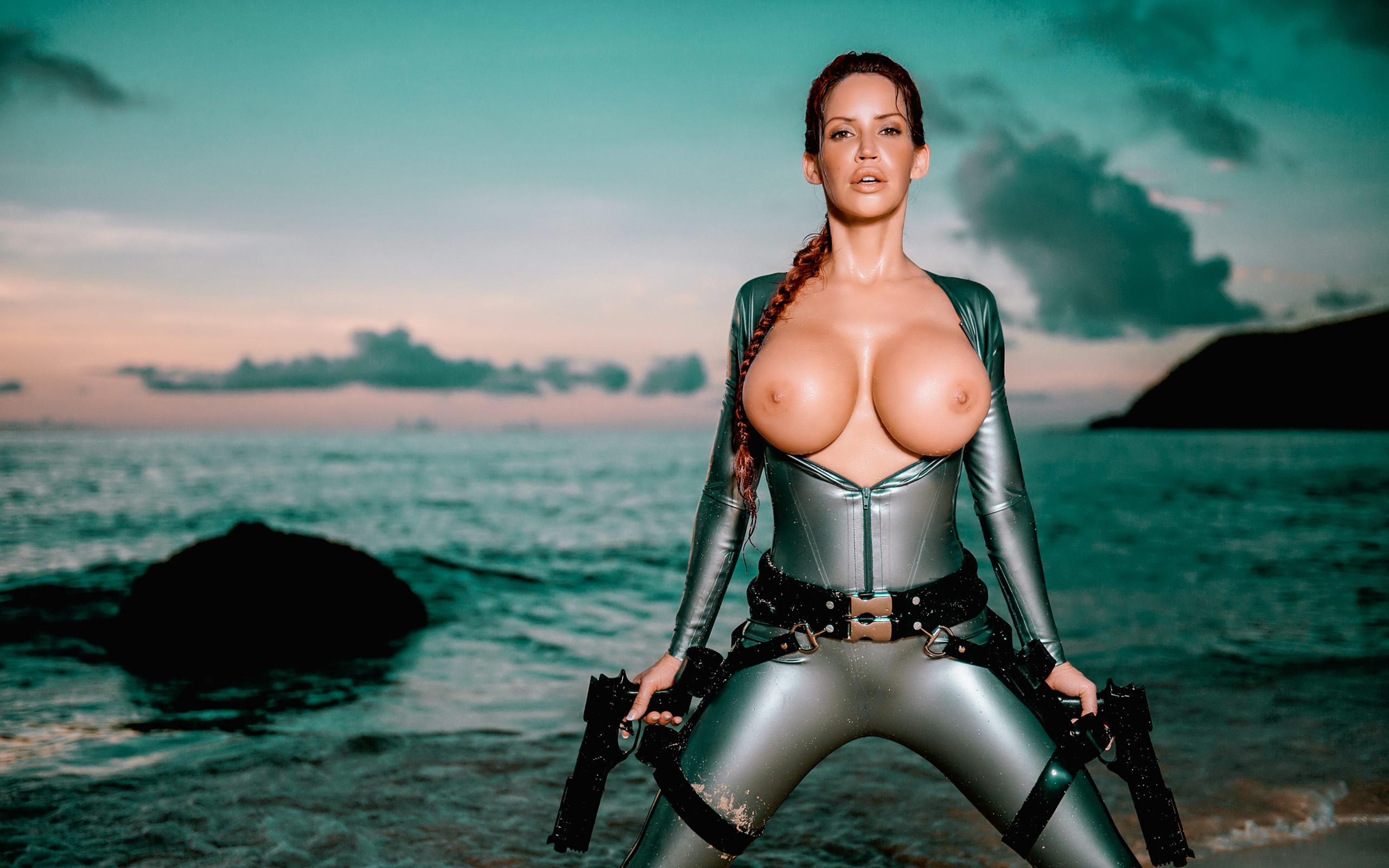 Raider nude girl pics nude movies