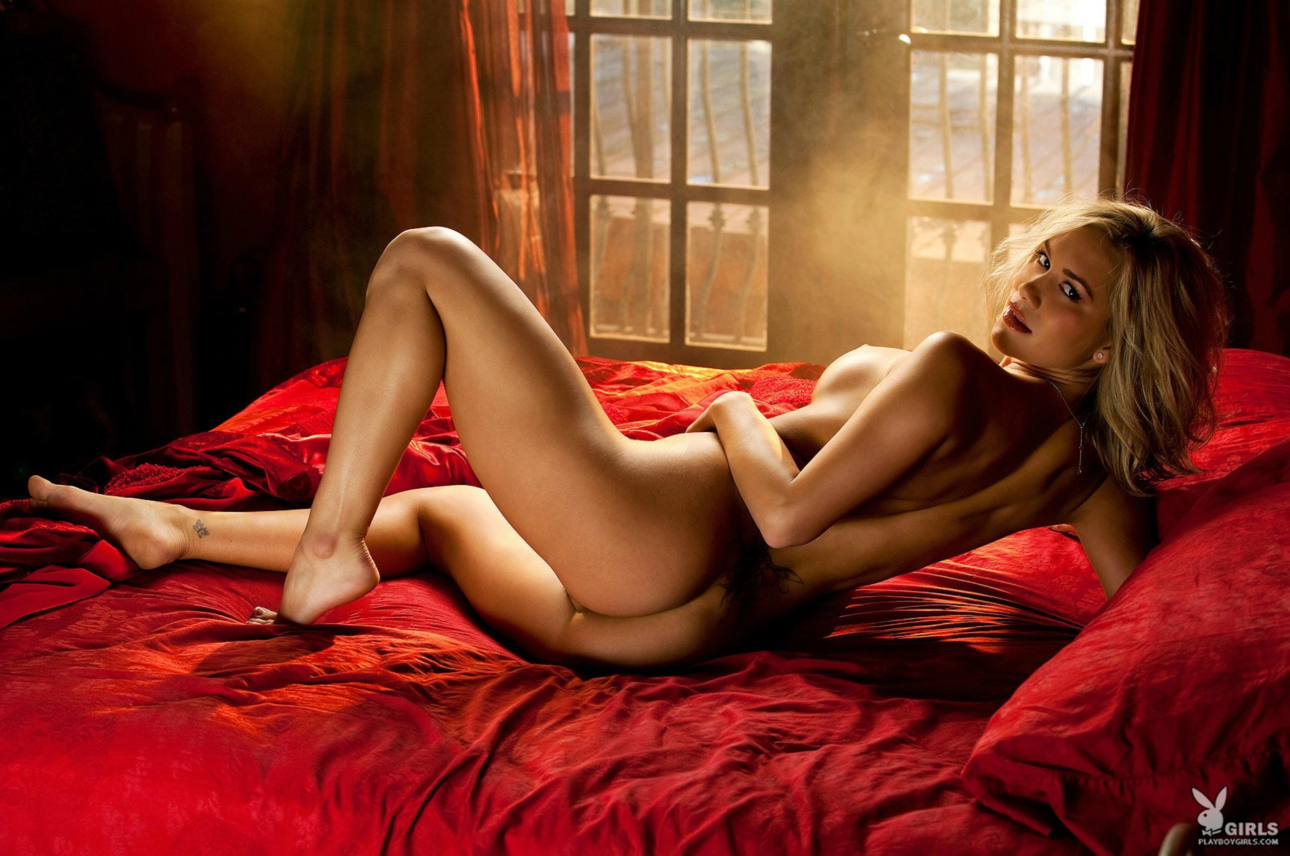 In naked reid shower tara