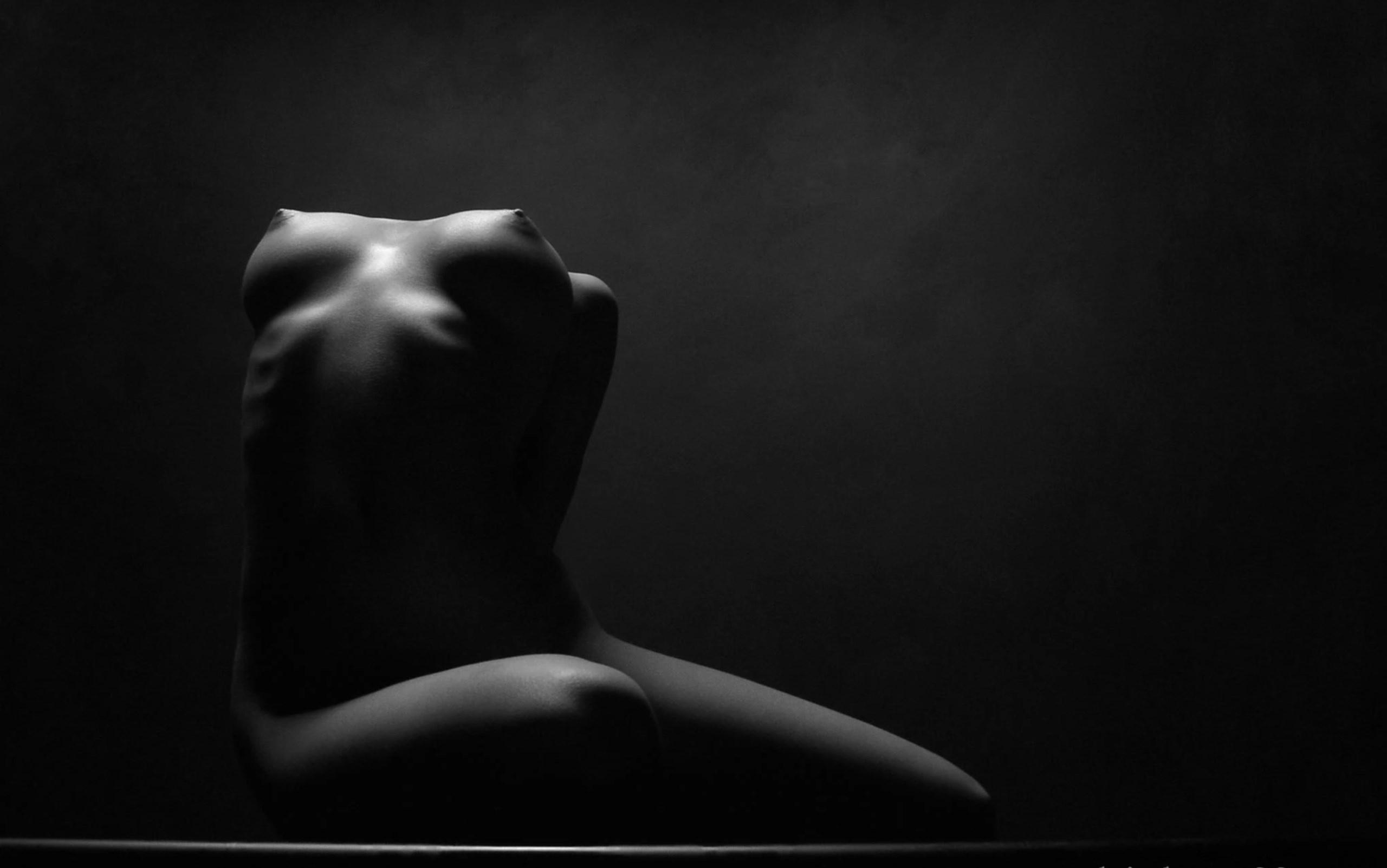 Voyeur backstage ballet nude