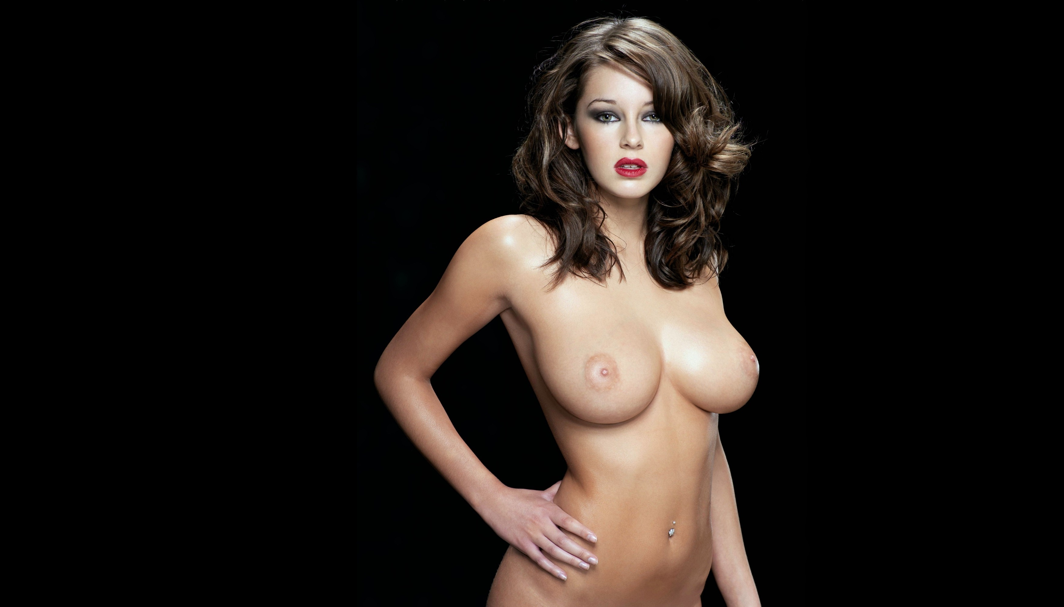 Are Hd glamour models nude think