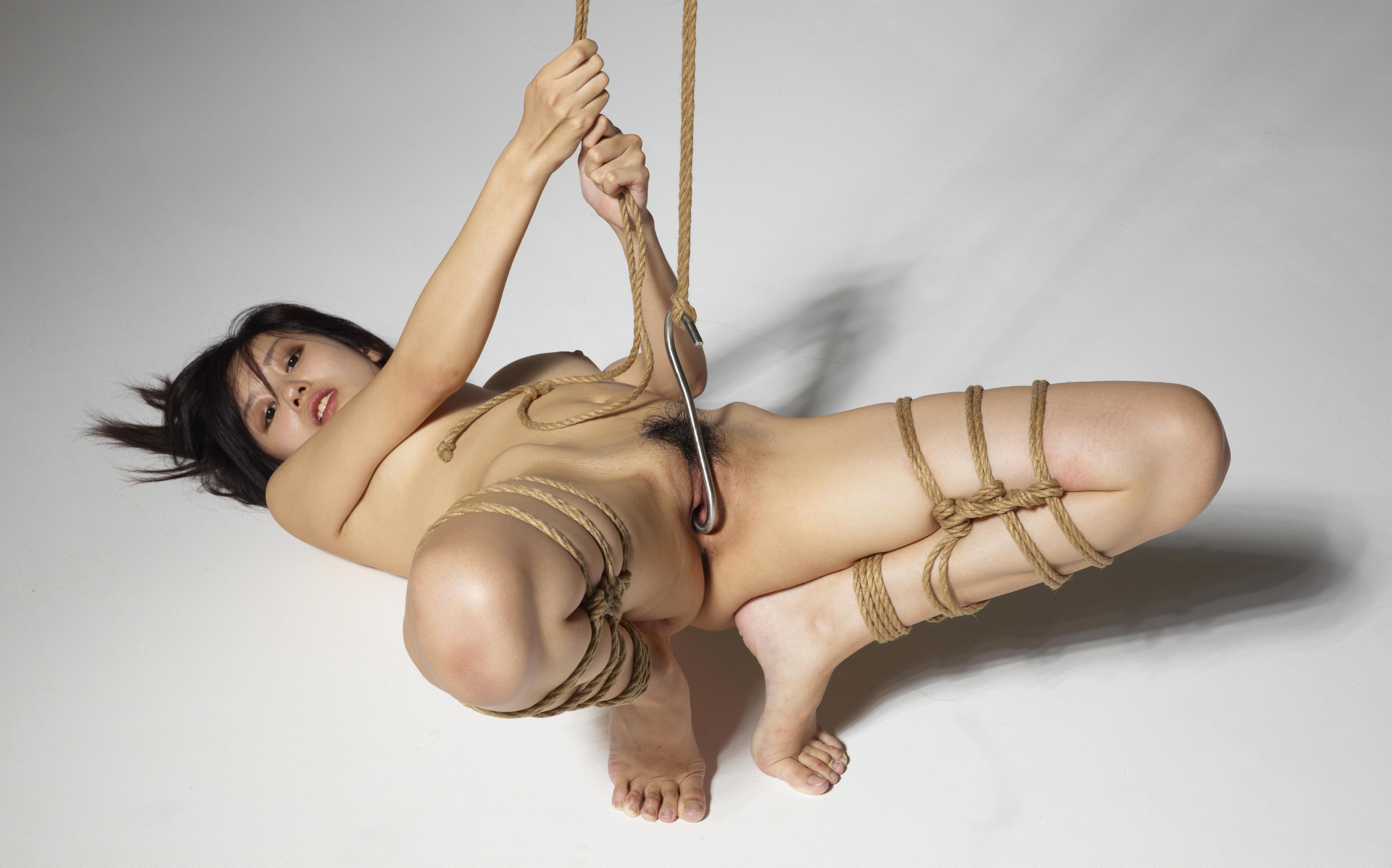 Bondage bdsm asian girls