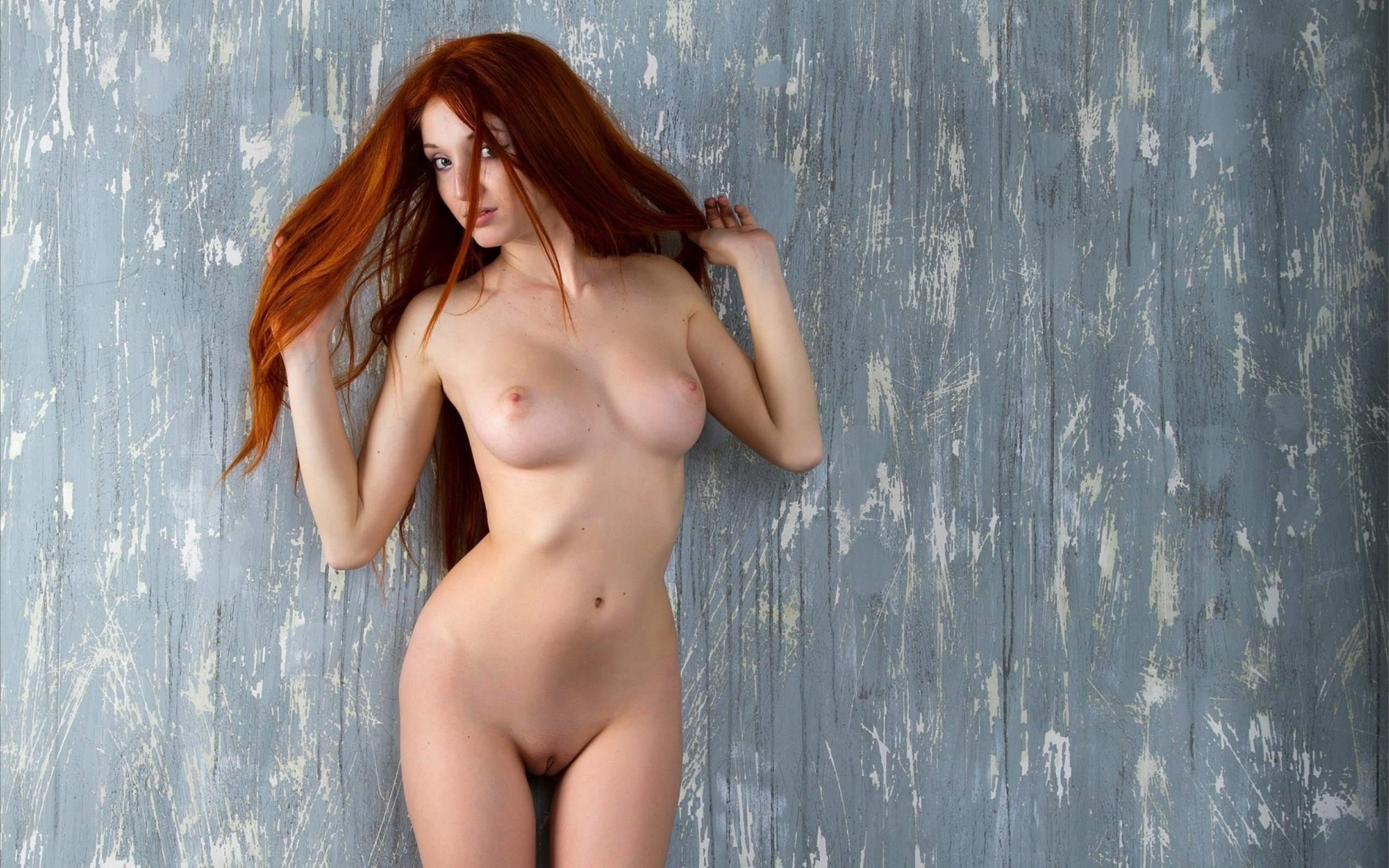 Фото Обнаженных Рыжих Женщин
