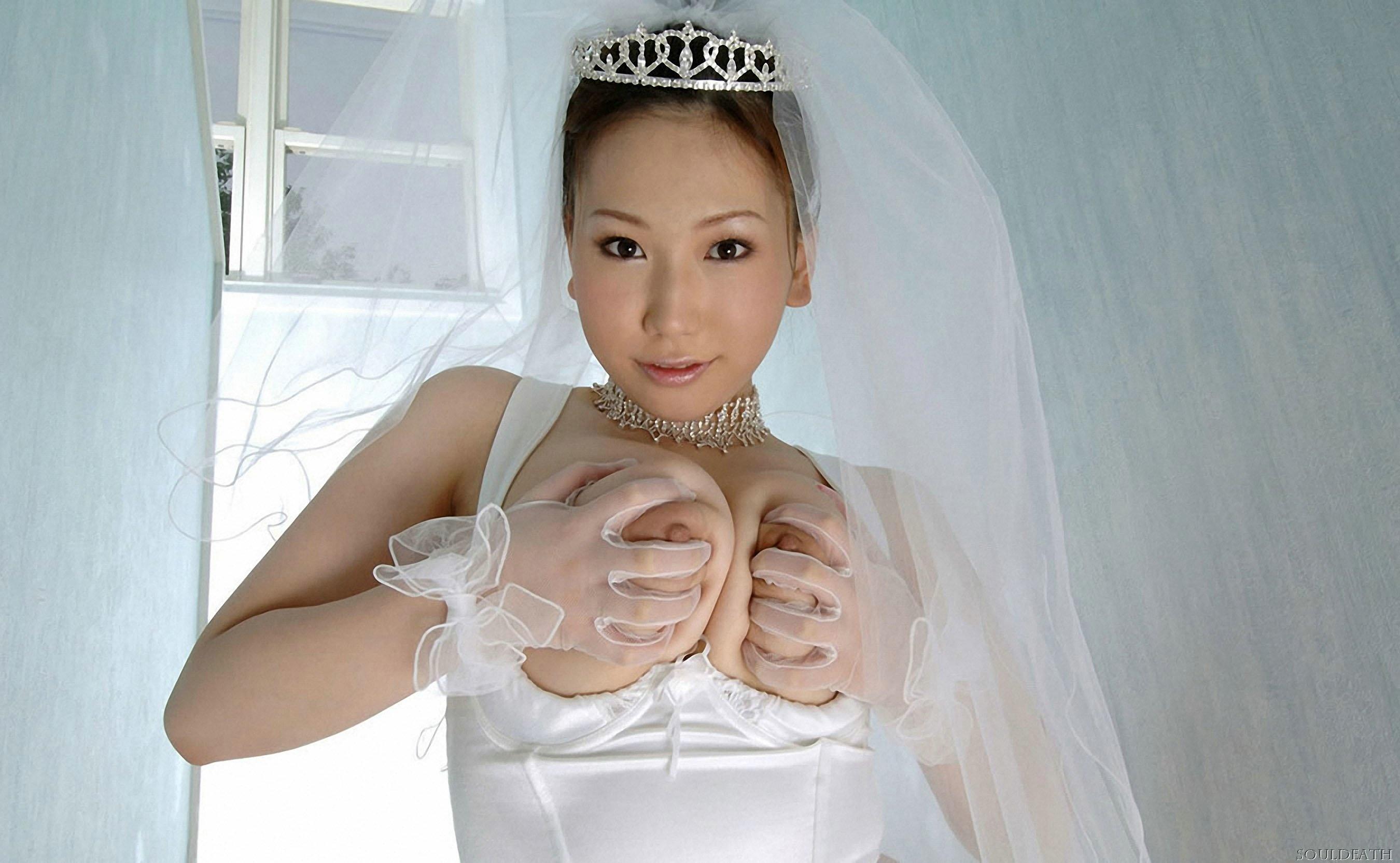 Секс невесты азиатки 19 фотография