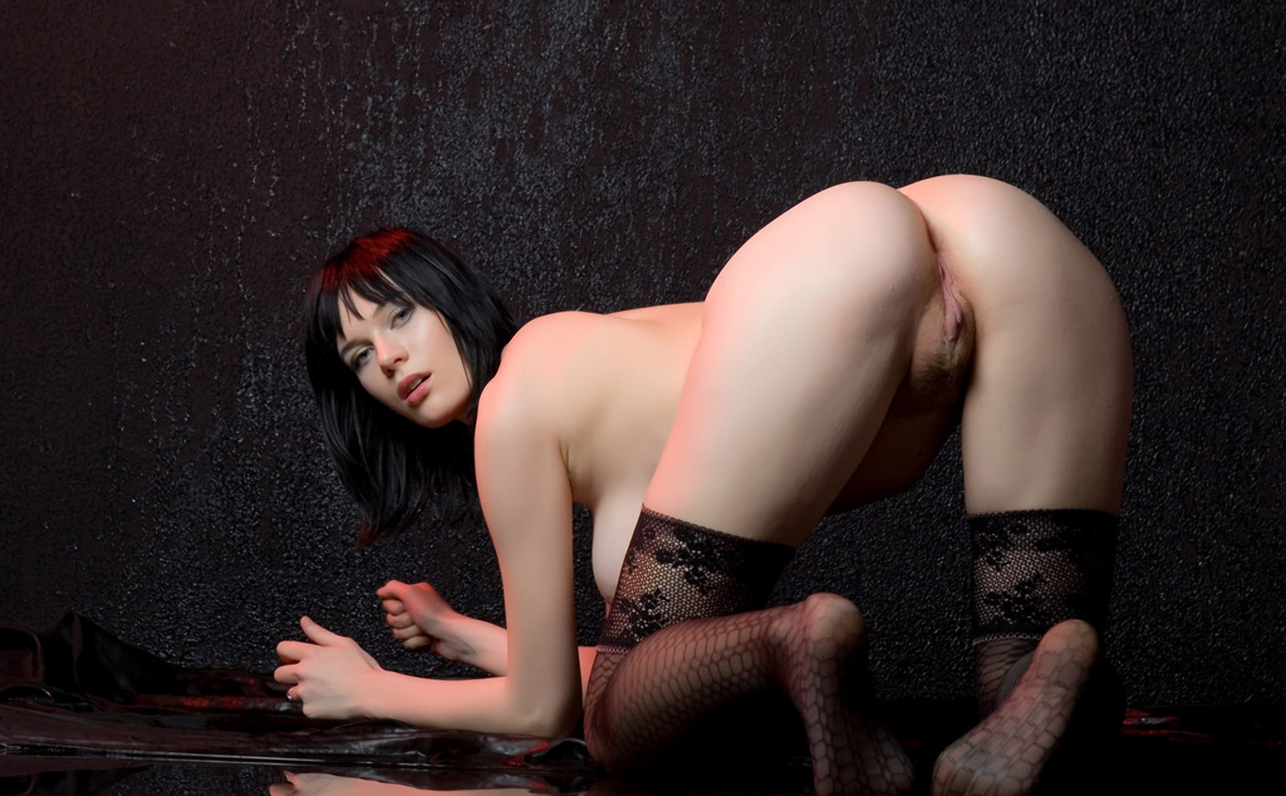 Think, that Long legs rear view nude are not