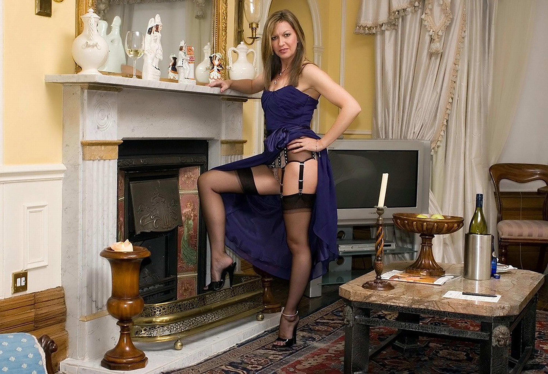 Wallpaper Satin Jayde, Glamour, Lingerie, Stockings, Legs -9972