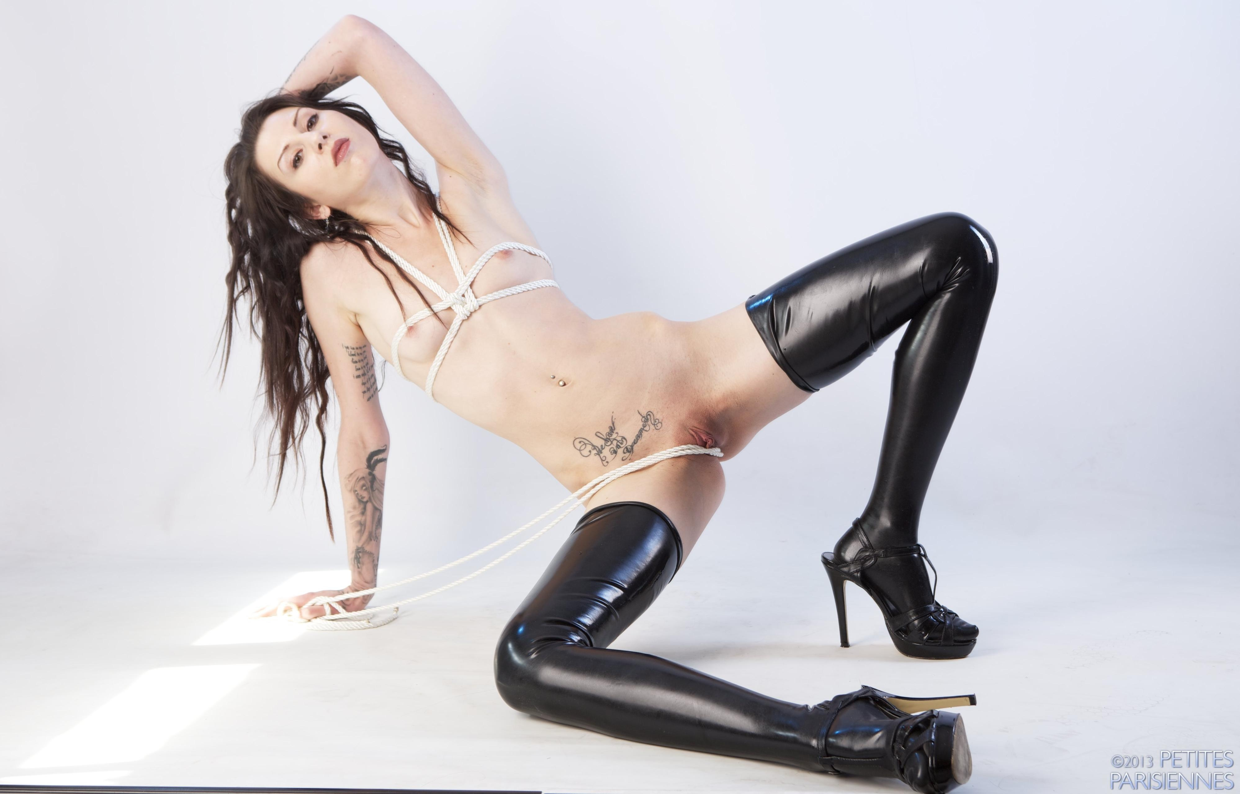 latex fetish pussy in
