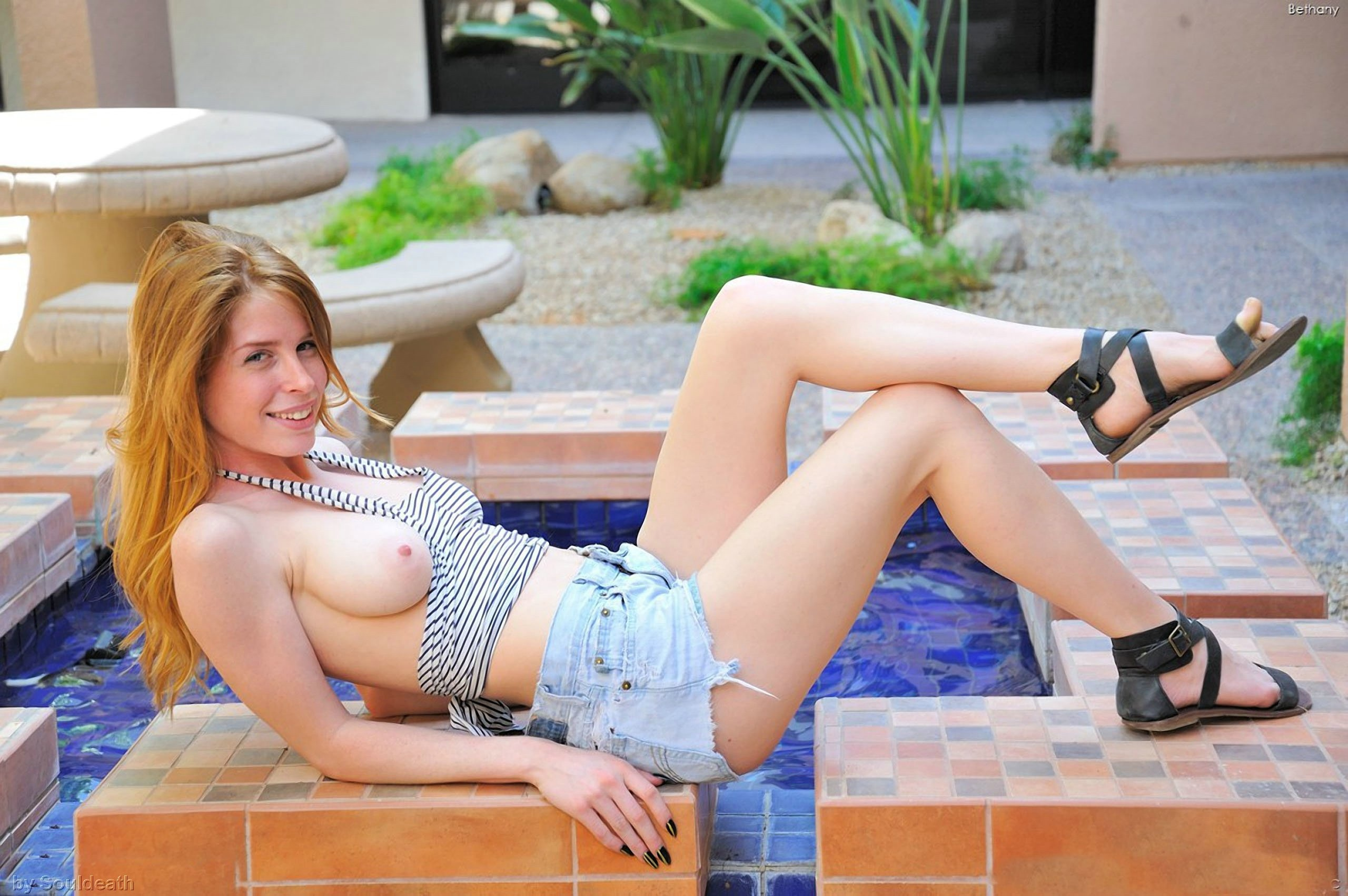 Teen bethany nude