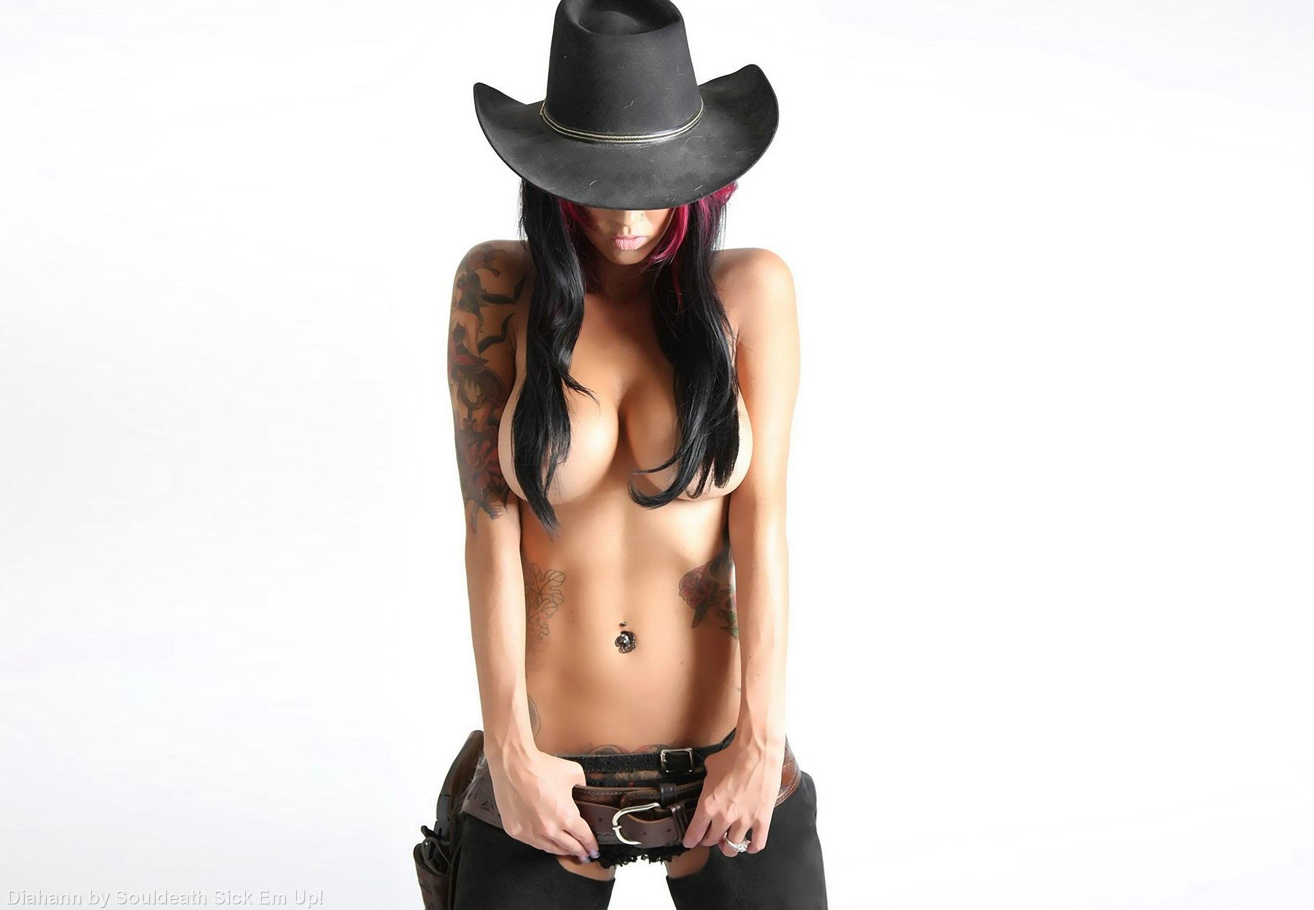 Секс с женщиной в шляпе 23 фотография