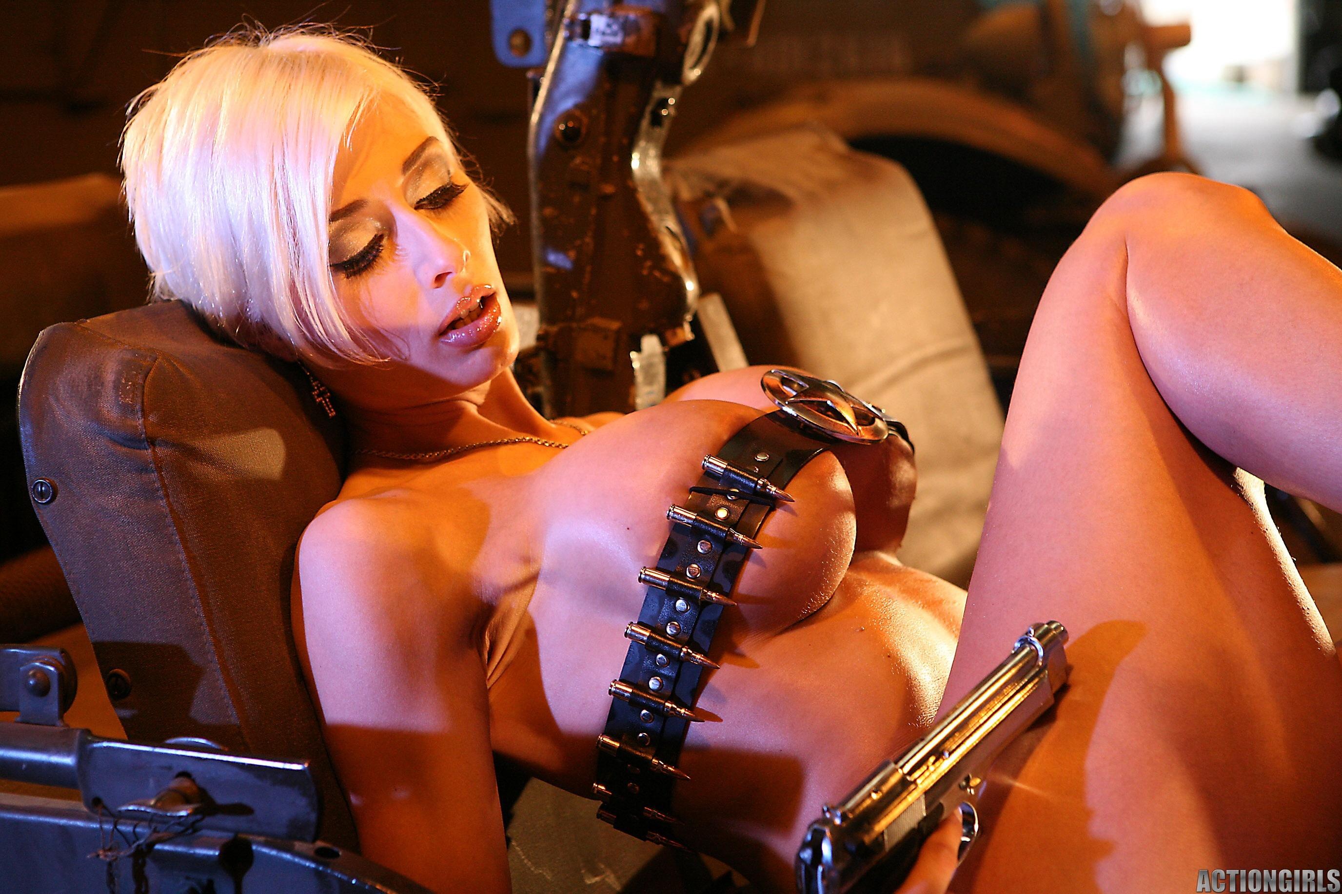 girl with guns xxx