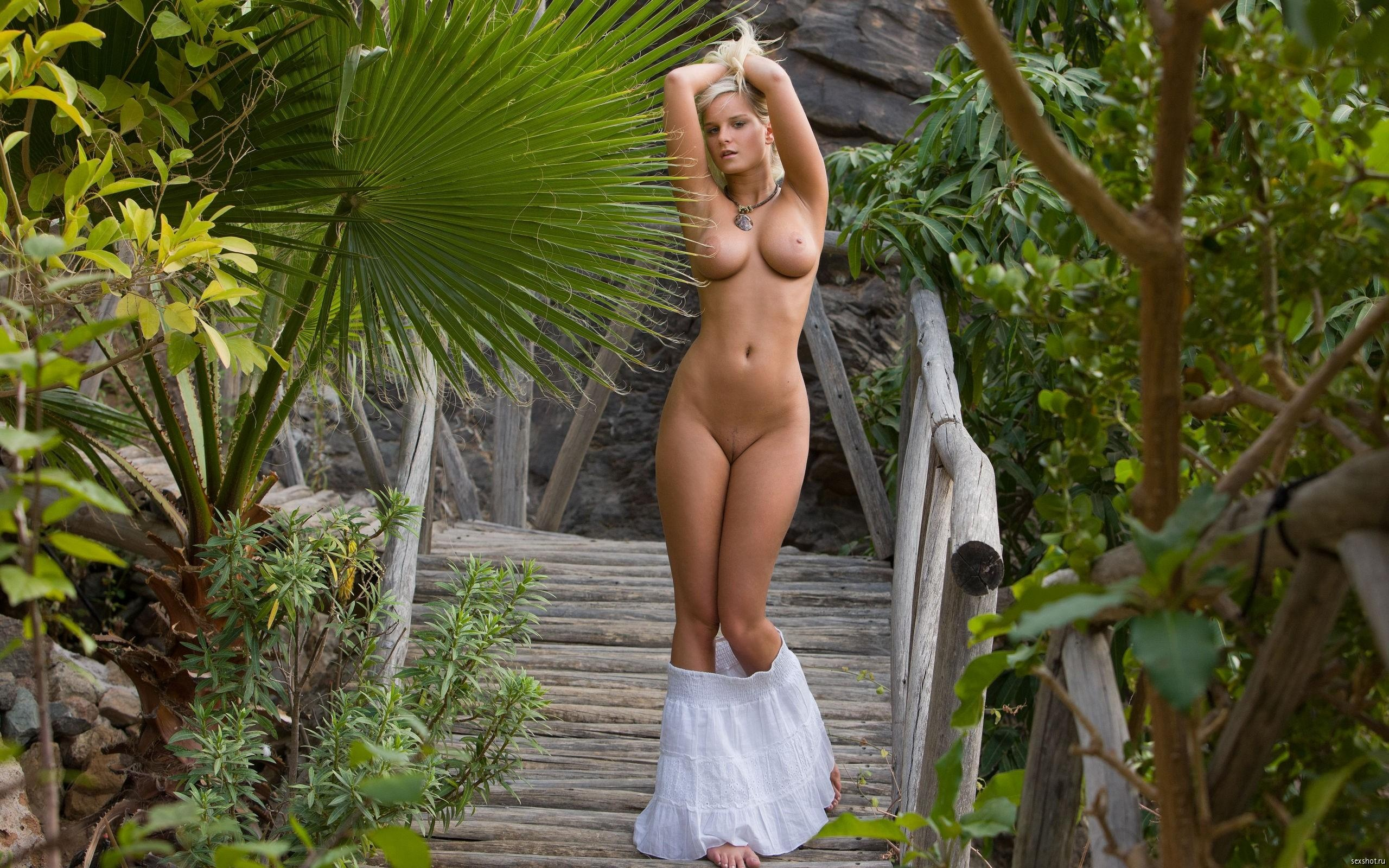 Naked in the tropics