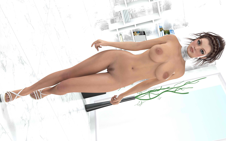 Amazing 3D Porn Art wallpaper 3d art fake virtual babe sexy babe nude | free