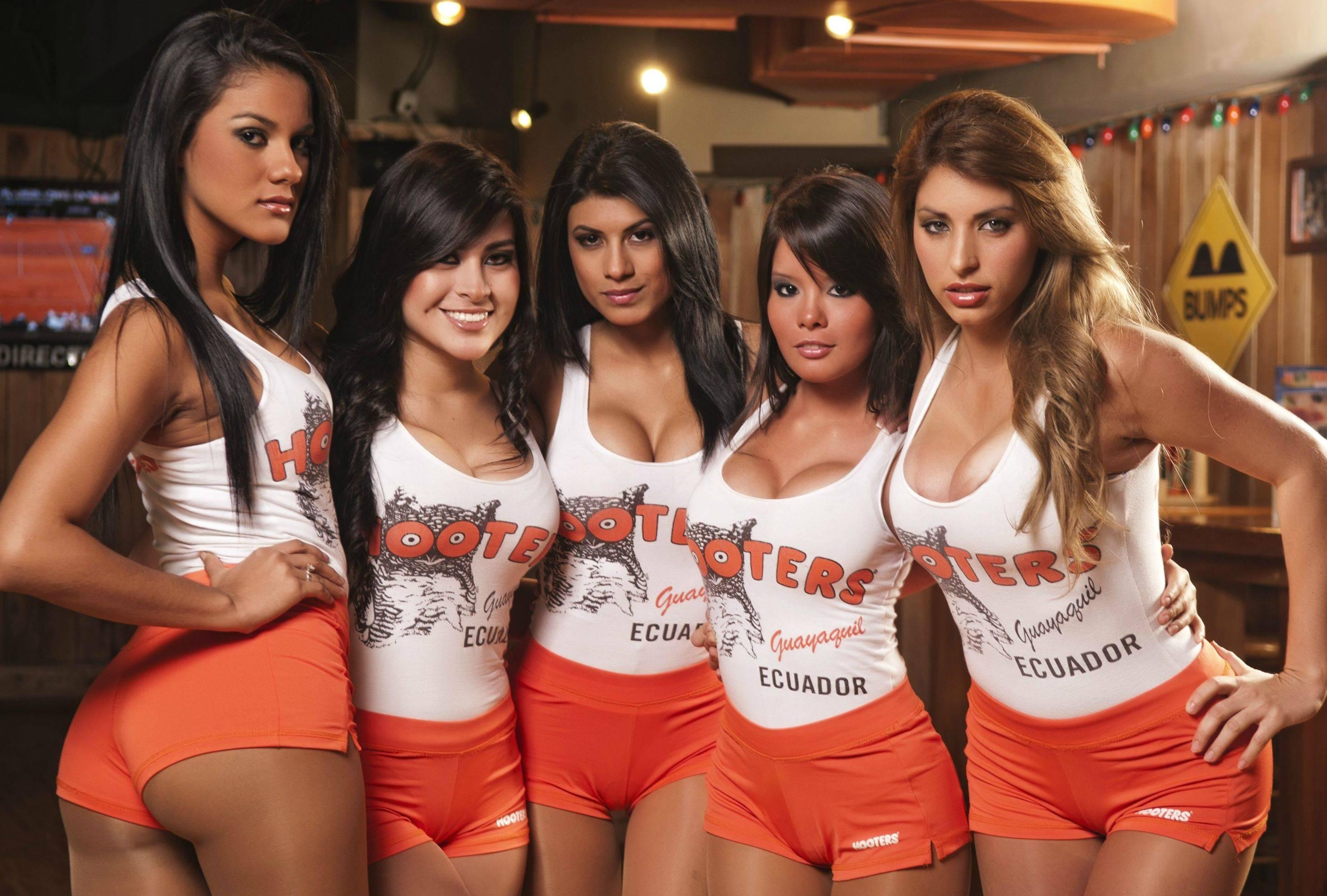 Latina hooters