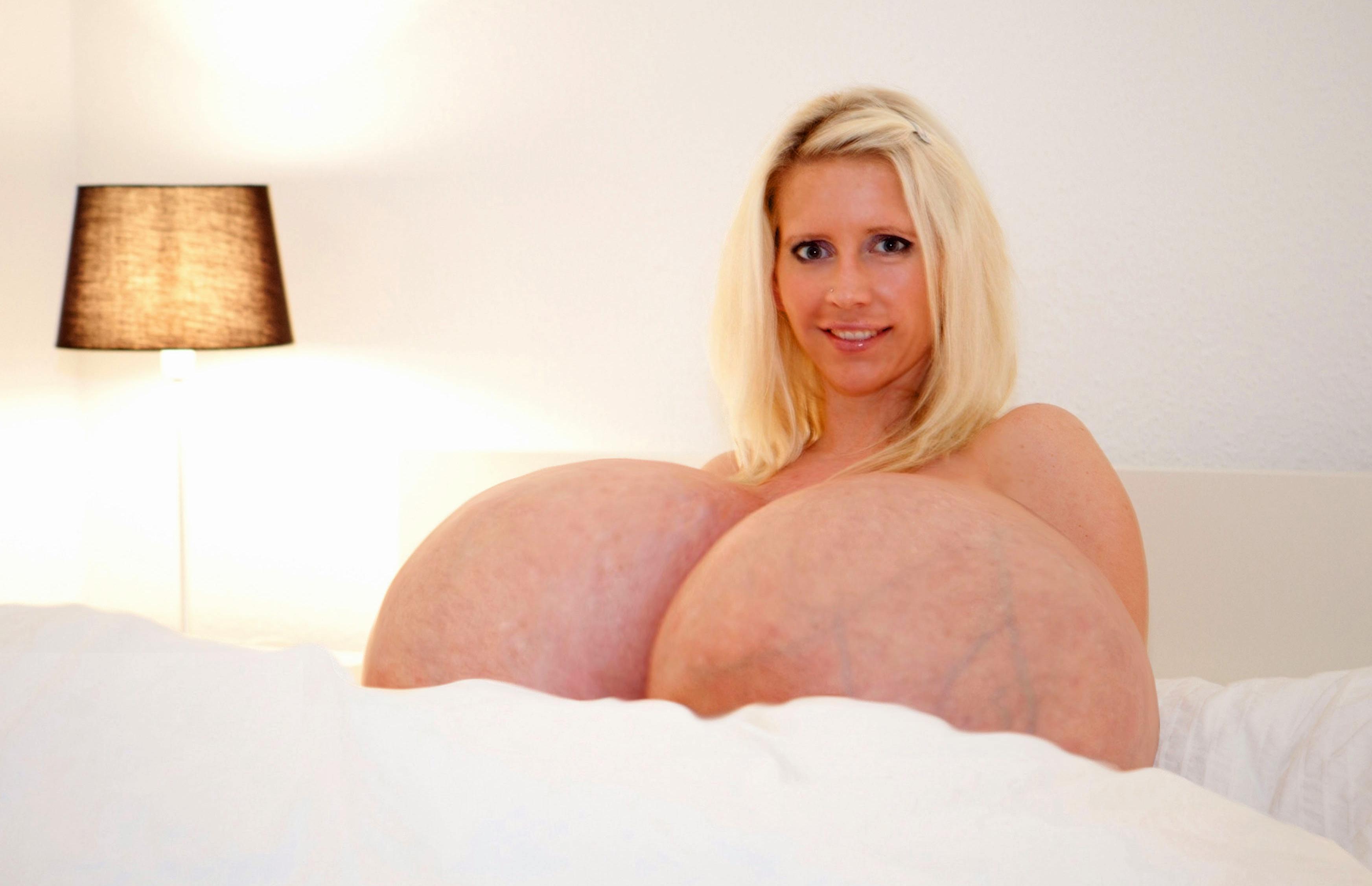German giant boobs