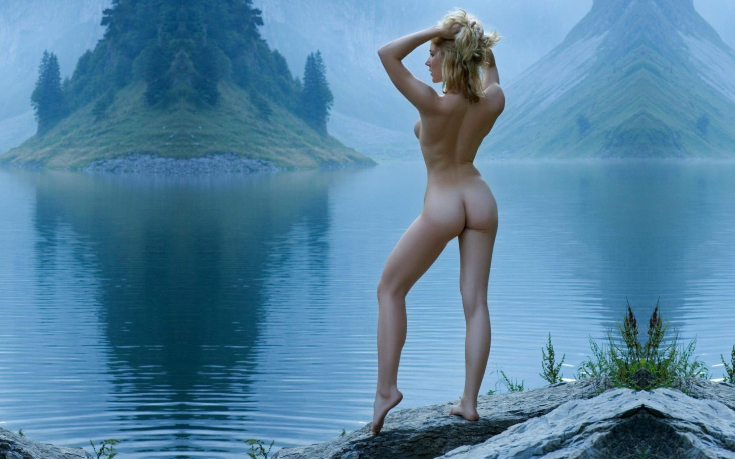 Monester nud girls wallpaper sexy photo