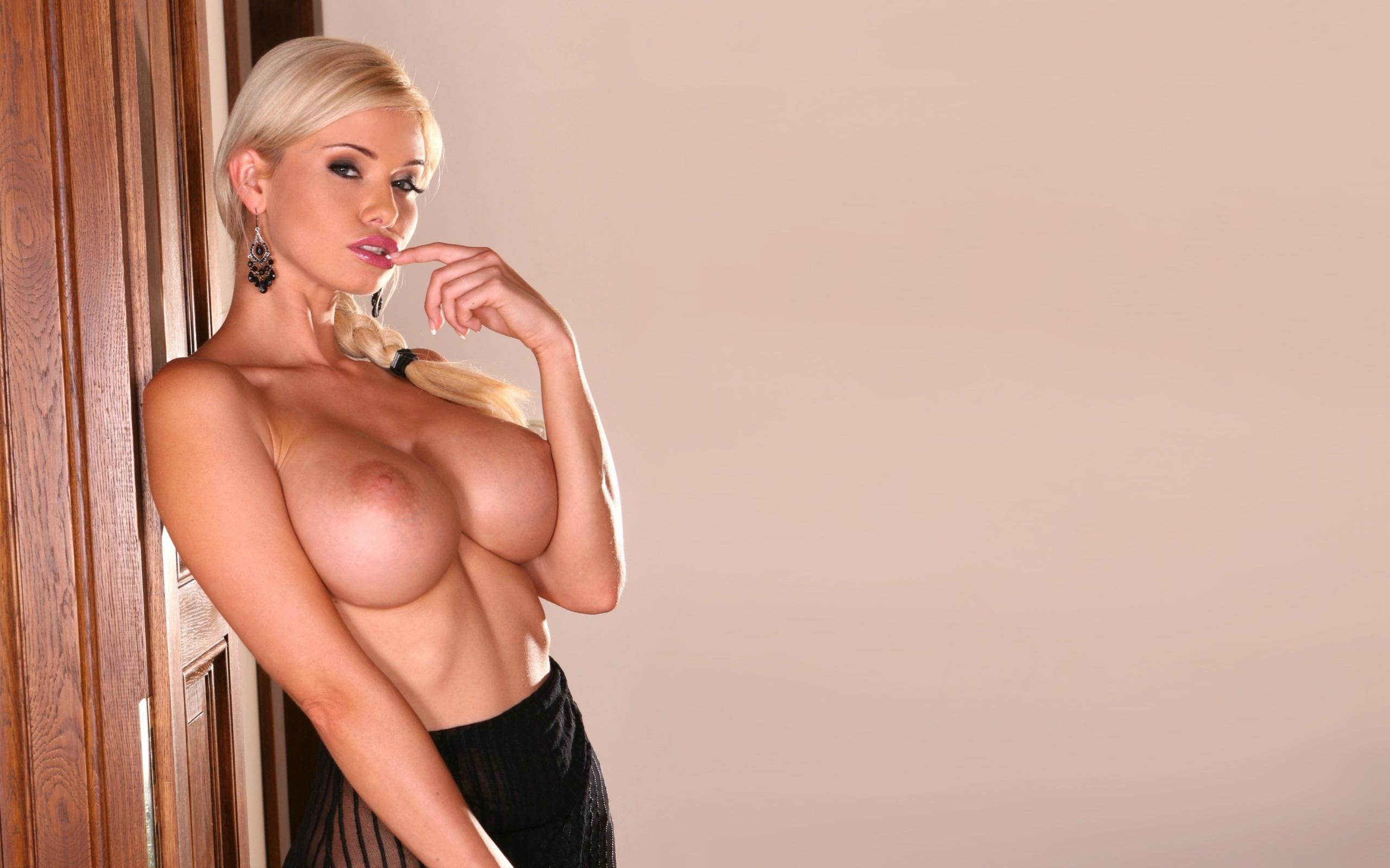 Wallpaper Kathy Lee, Caylian Curtis, Model, Blonde, Sexy -4329