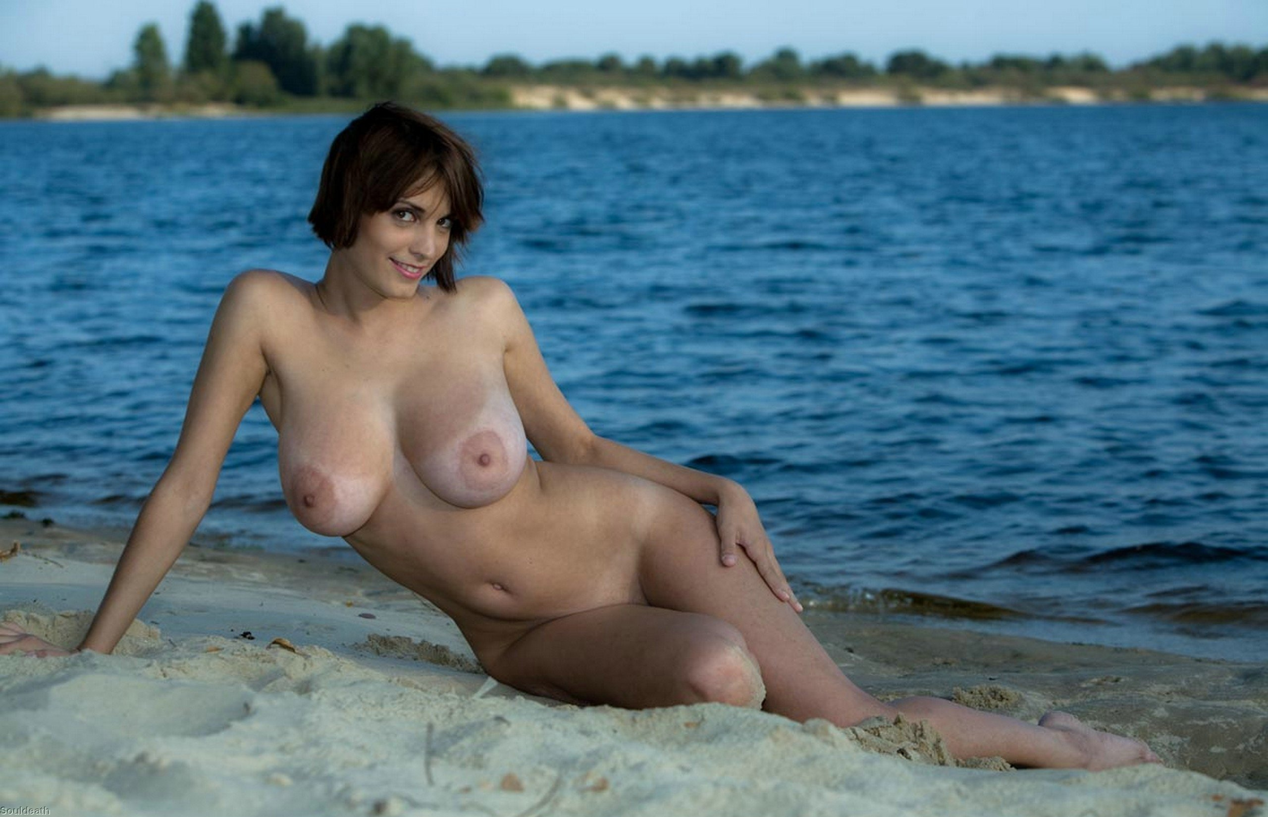Milfs with big areolas