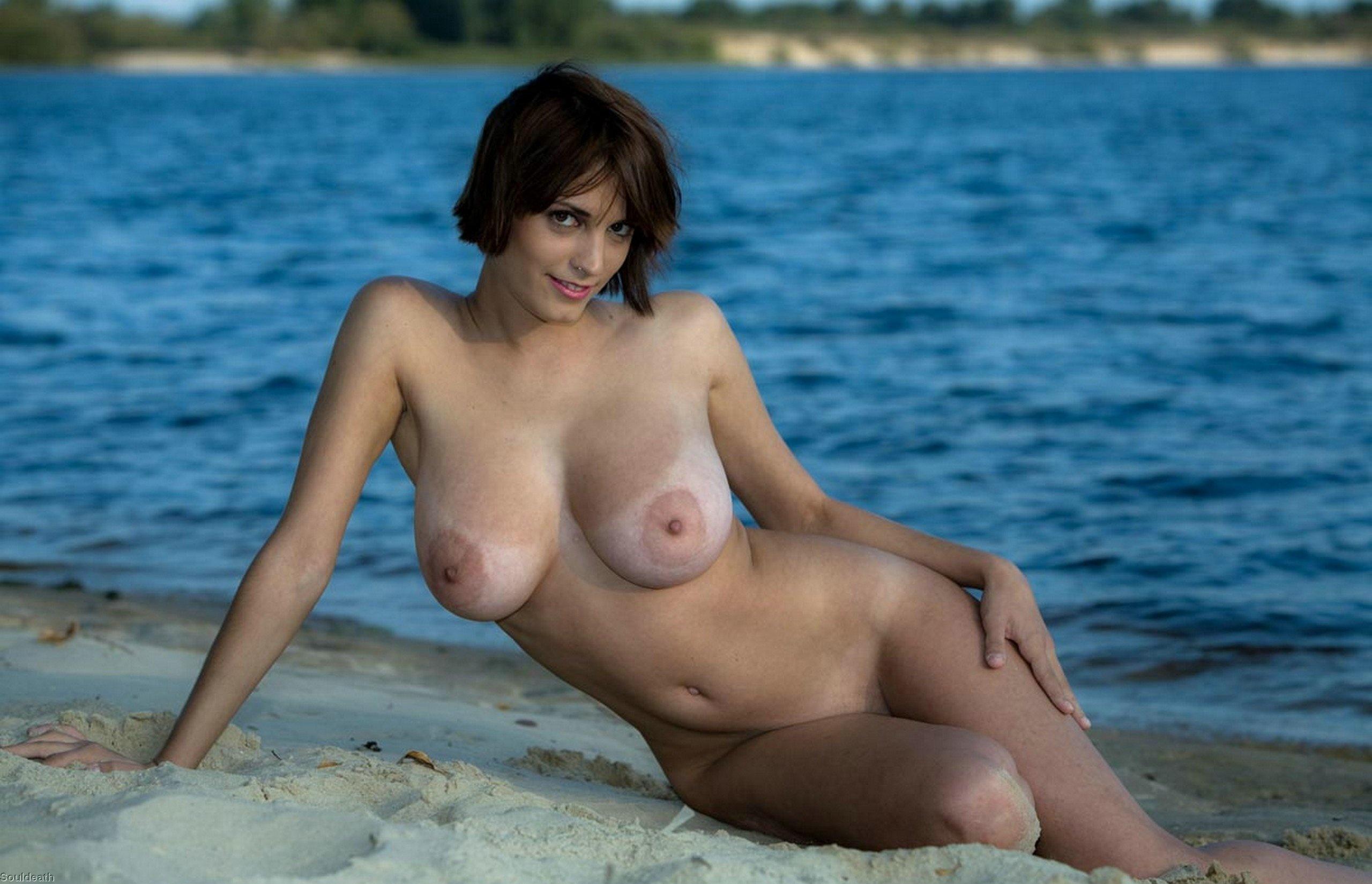 tan line boobs