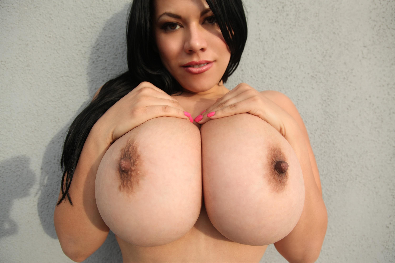 Really big titties
