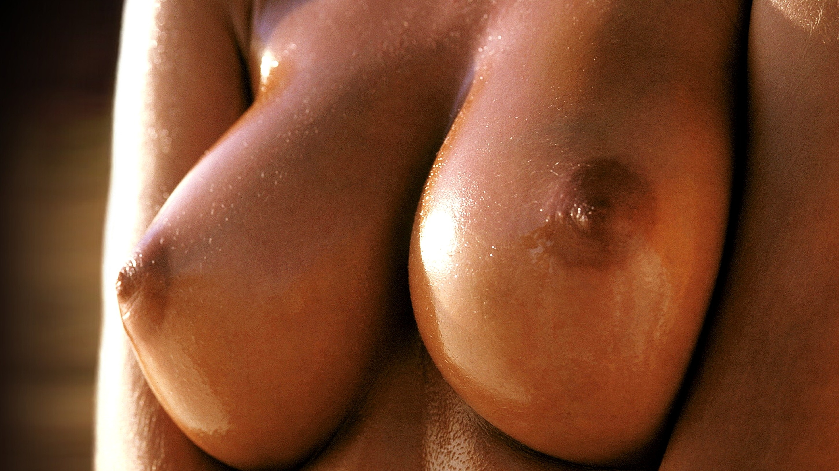 You thanks Boobs naked up close