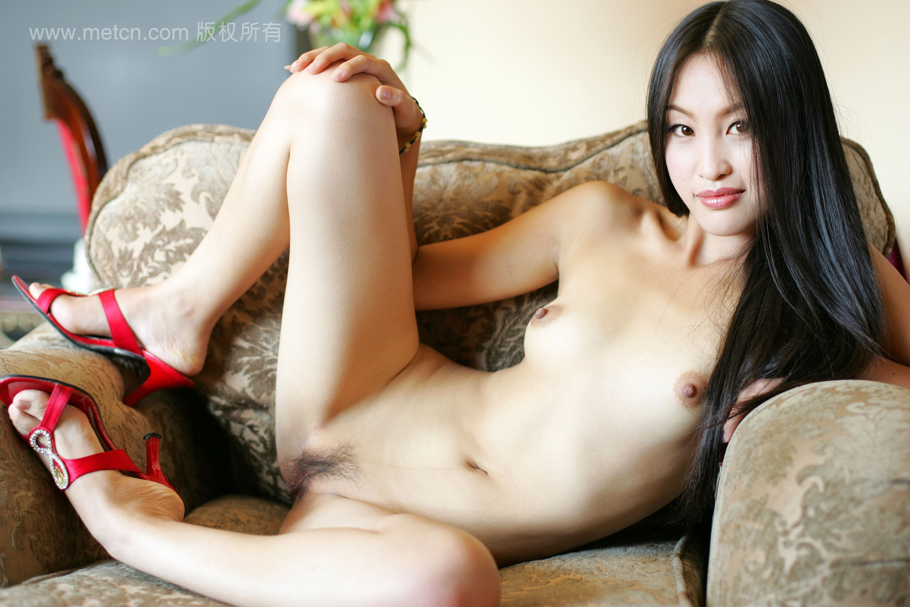 Wallpaper Fu Zhen Yi, Asian, Sexy, Pussy, Hairy, Chinese, Skinny, Delicious, Sexy -1343