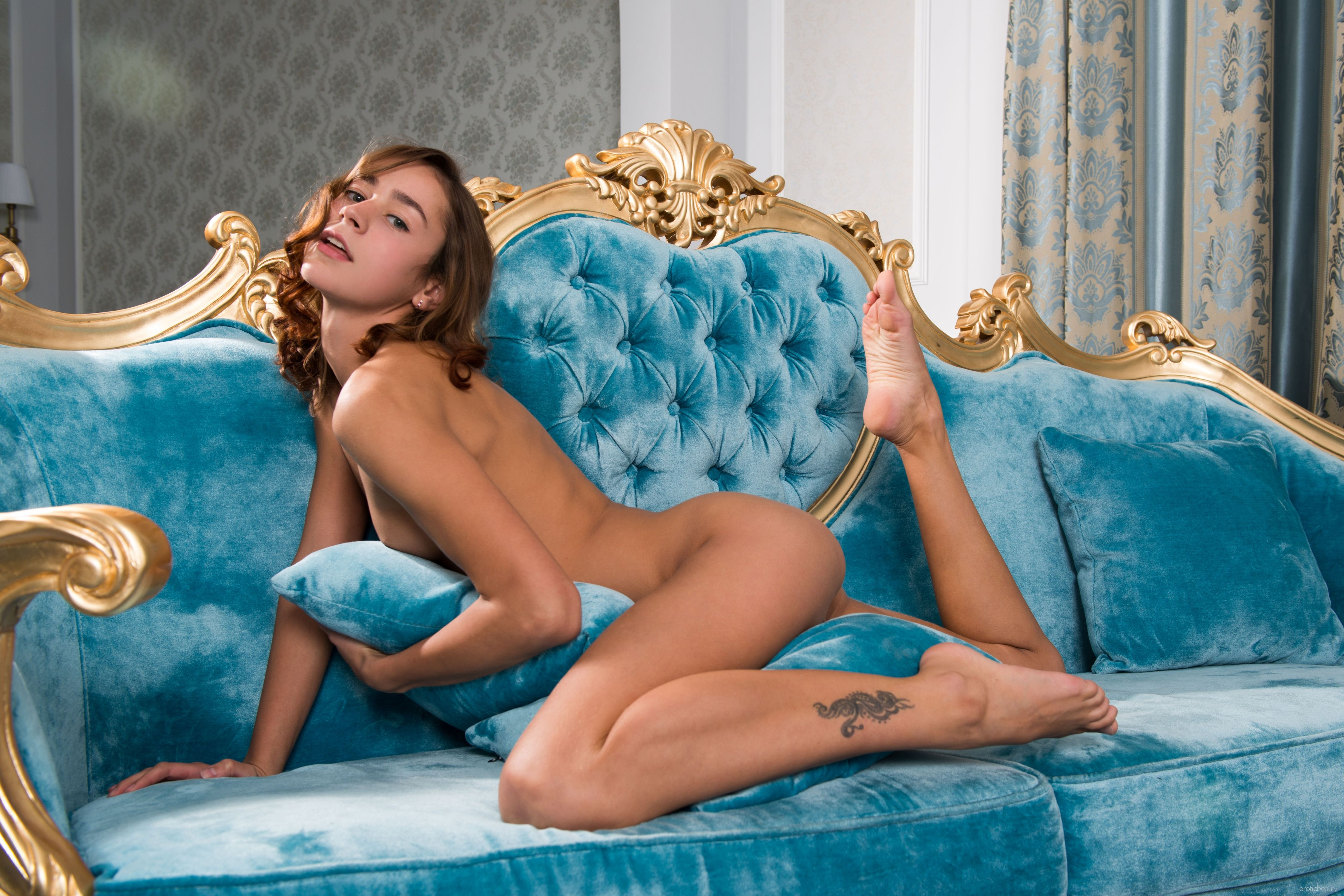Luana lani nude strips