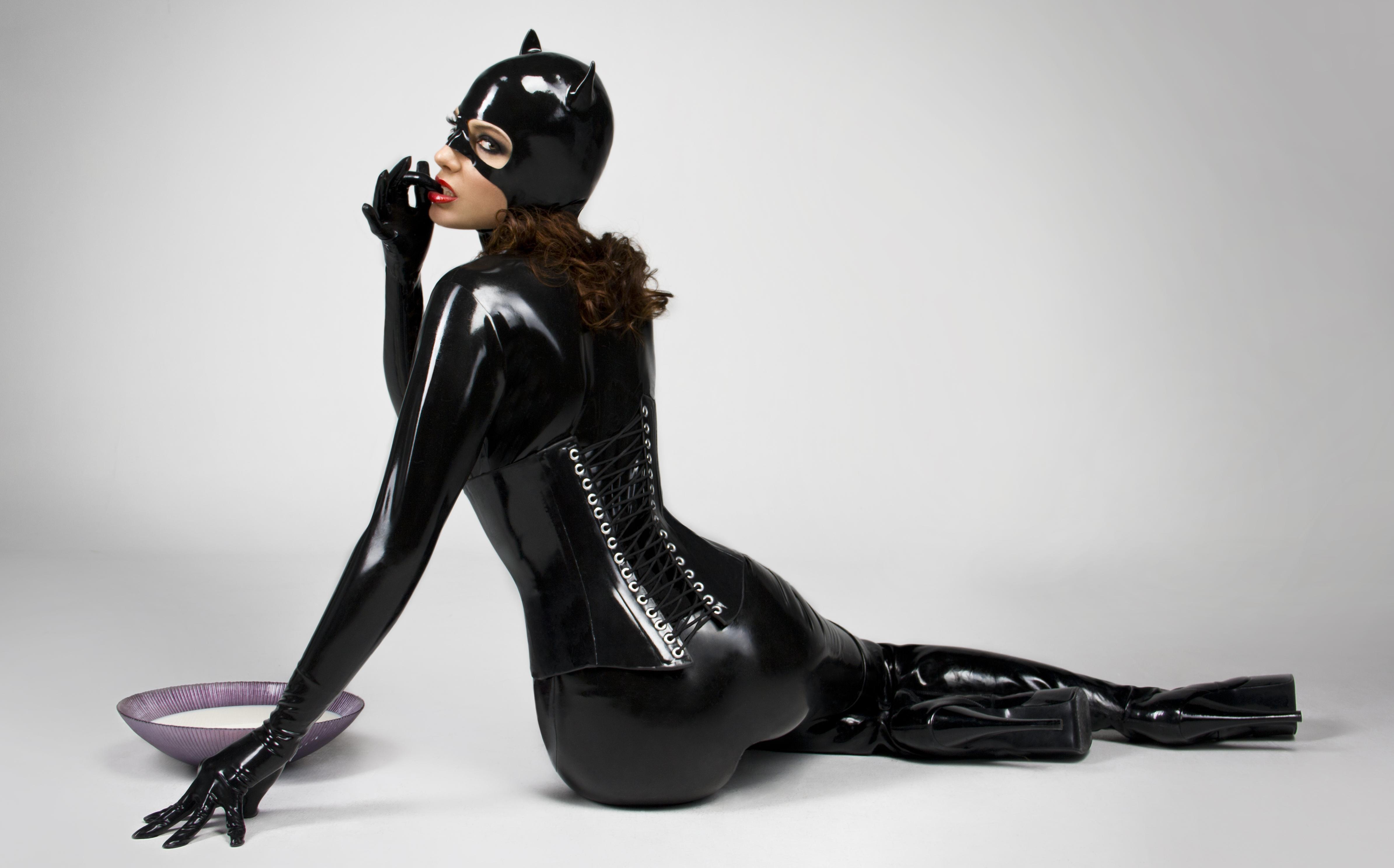 Cat girl fetish remarkable