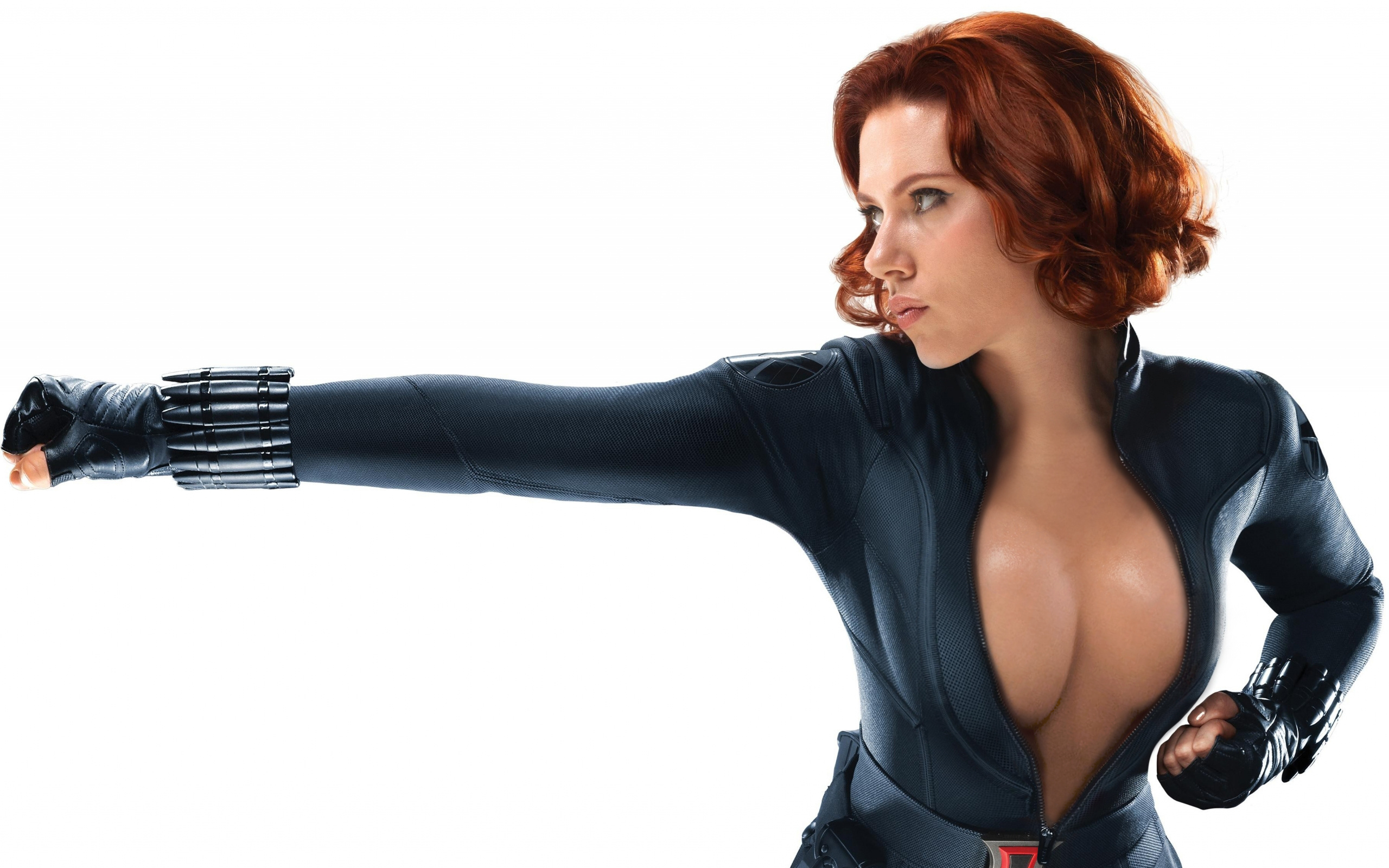 Johansson as black widow porn scarlett