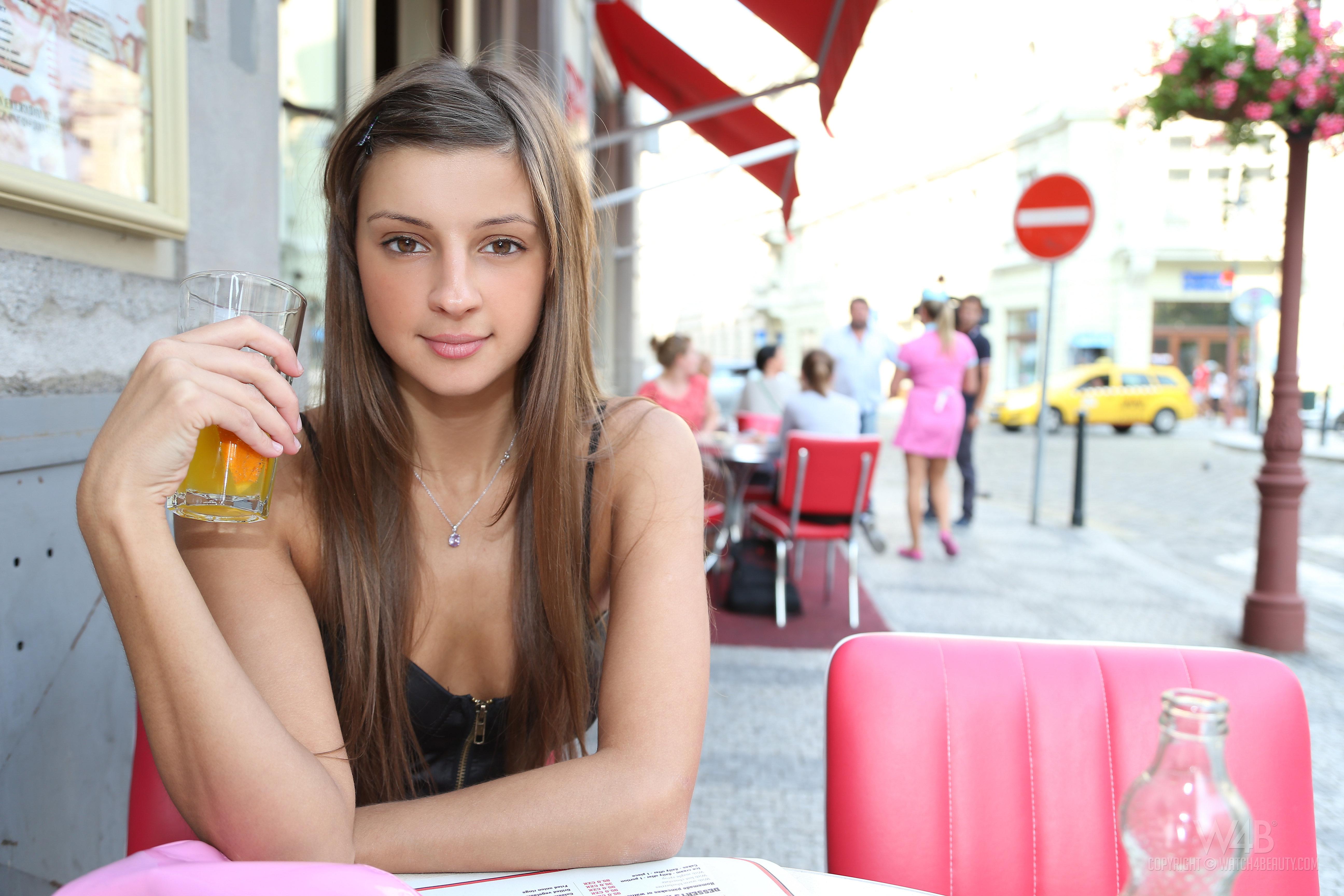 Wallpaper maria ryabushkina, tara, brunette, sexy girl
