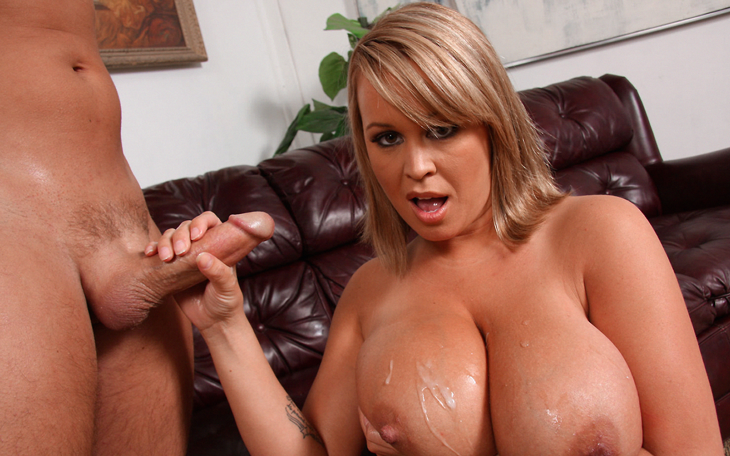 Wallpaper Brandy Talore, Big Natural Tits, Handjob, Xxx -9340