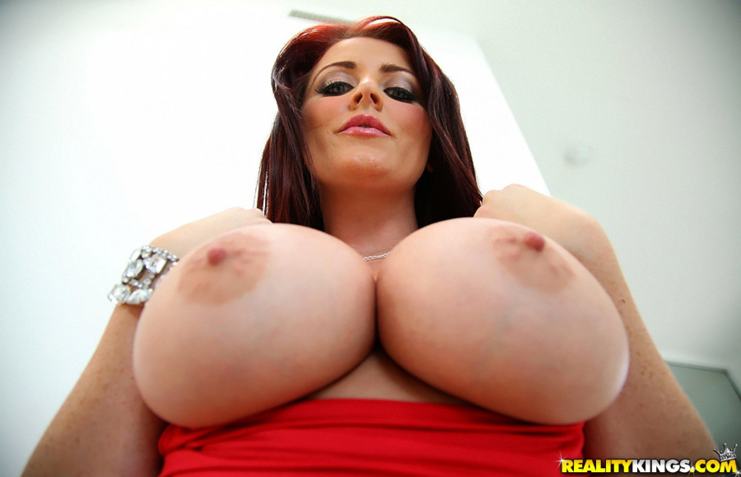 Pornstars With the Best Fake Tits - IFL