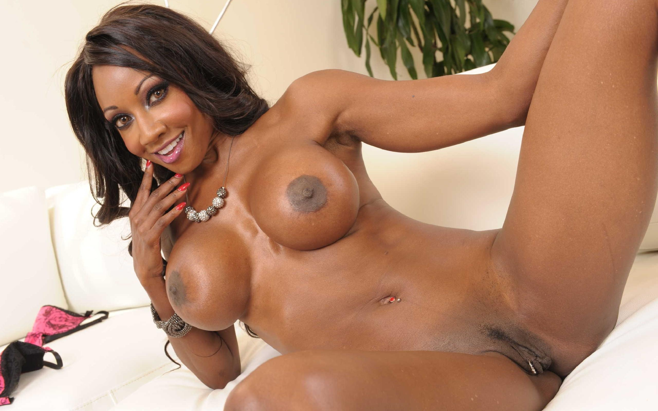 Wallpaper Diamond Jackson, American, Pornactress, Busty, Ebony, Milf -9889