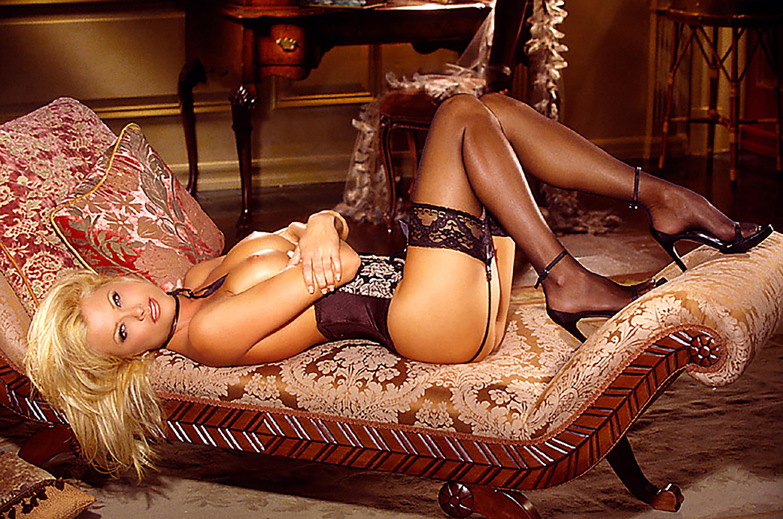Playmates lingerie porn