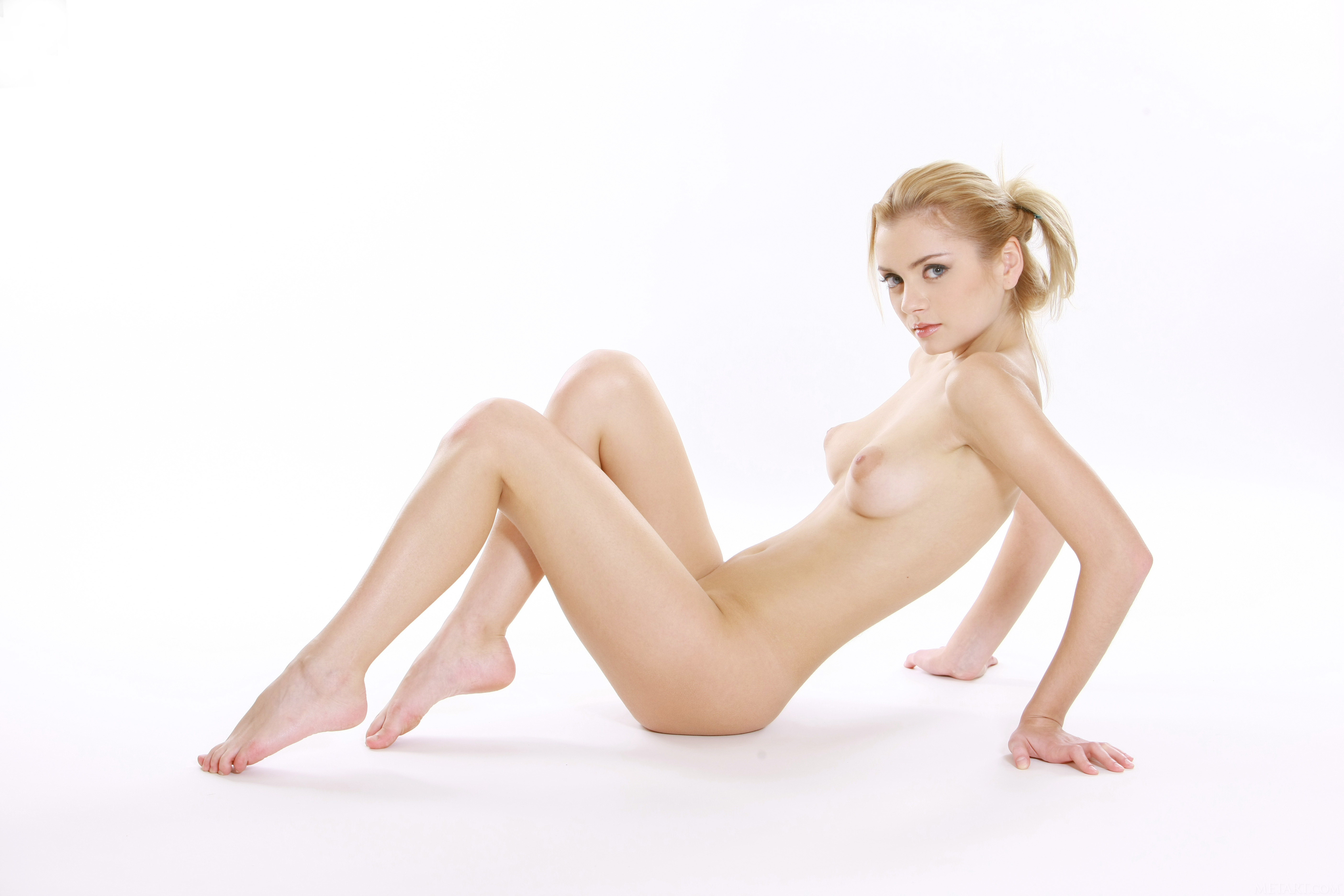Wallpaper Sabrina D, Blonde, Legs, Look, Beauty, Nude, Ass -2881