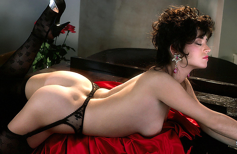 Ava Fabian Porno wallpaper ava fabian, playboy, stockings, ass, tits, retro
