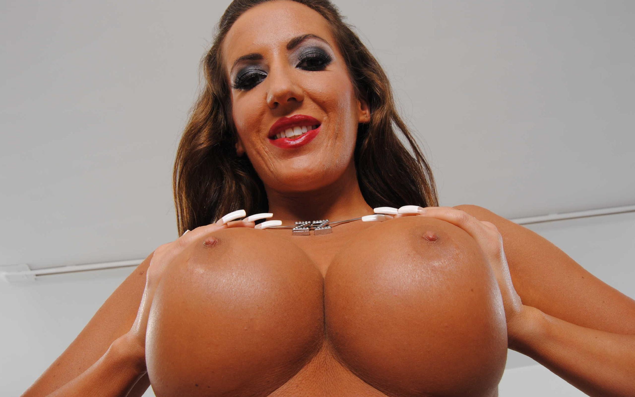 Huge tits small nipples-6254