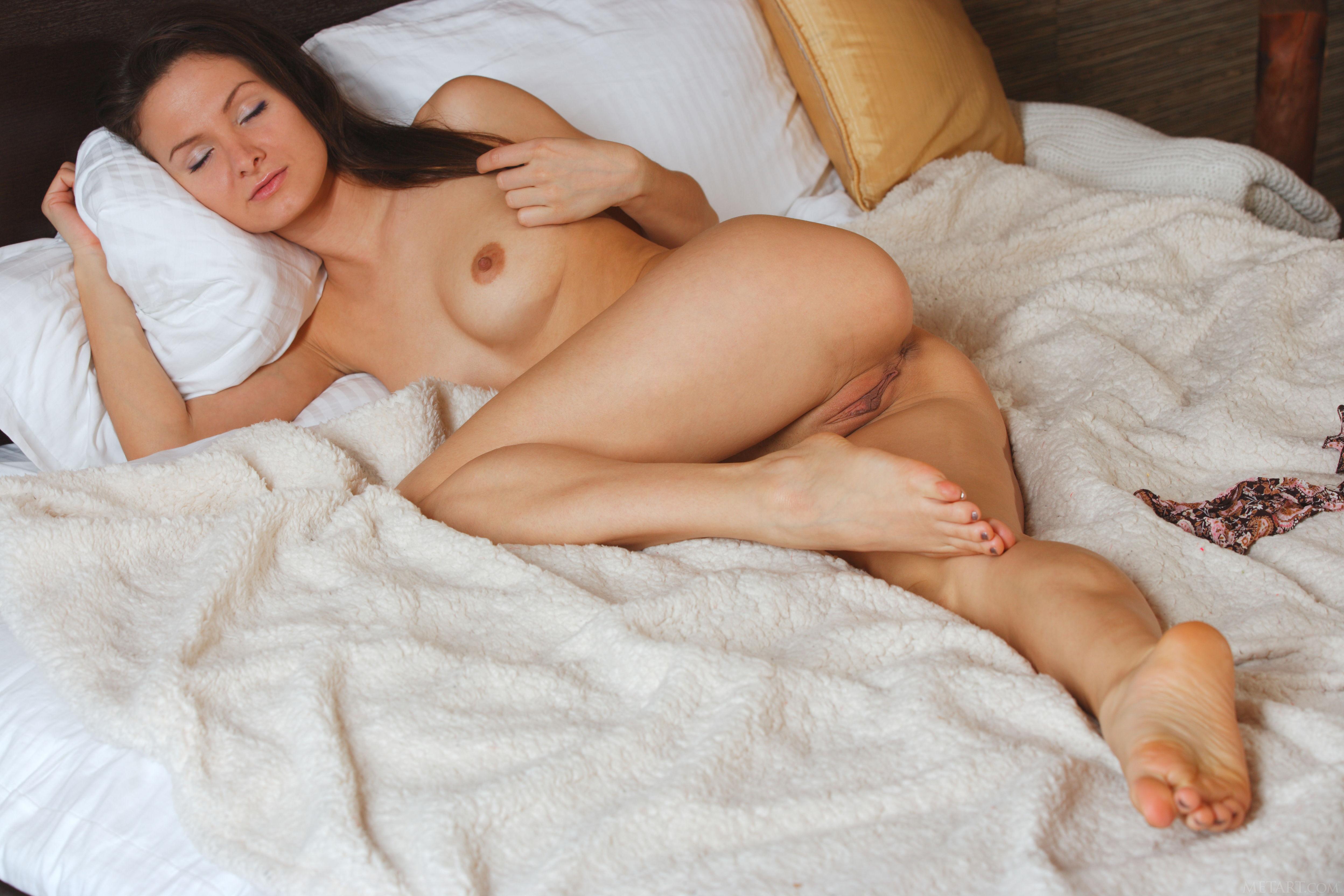 Woman sleeping xxx