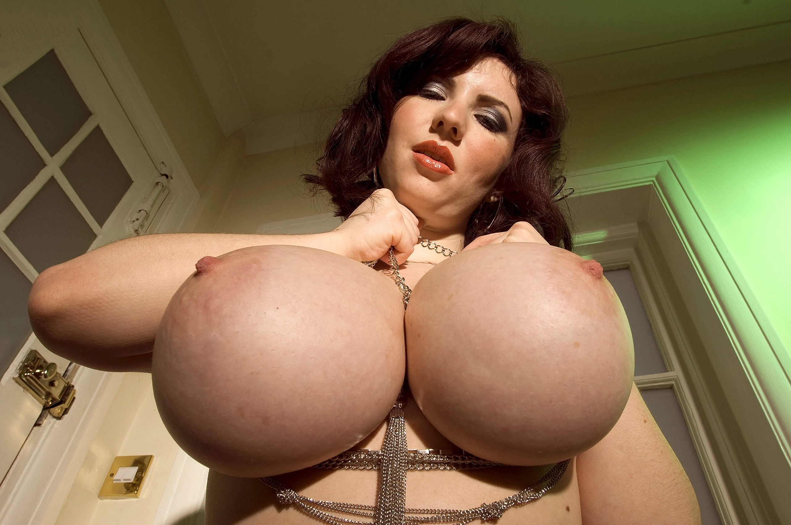 Wallpaper Karina Hart, Model, Amazing, Big Boobs, Huge -3174