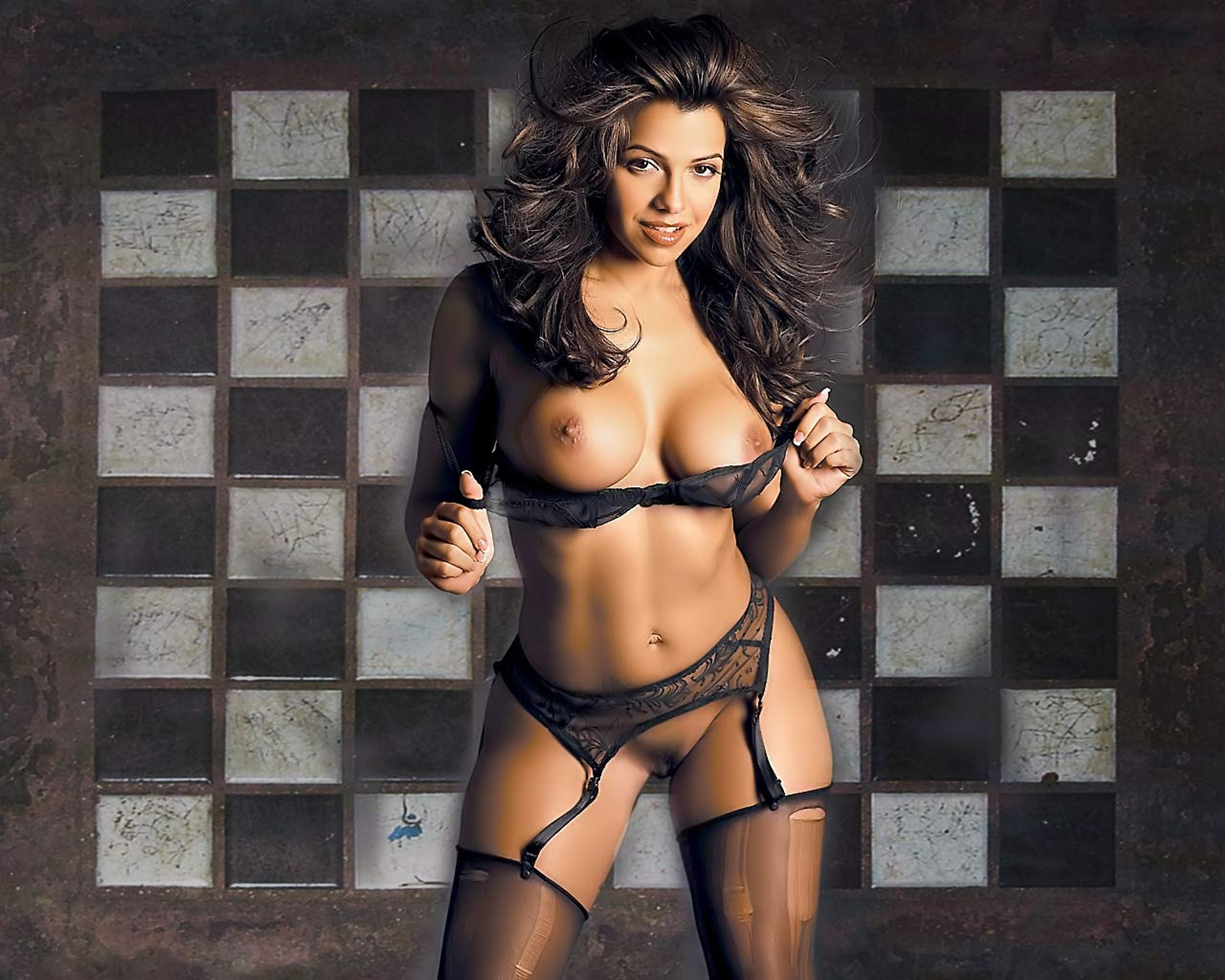 vida guerra, brunette, nude, naked, big boobs, hot, sexy,
