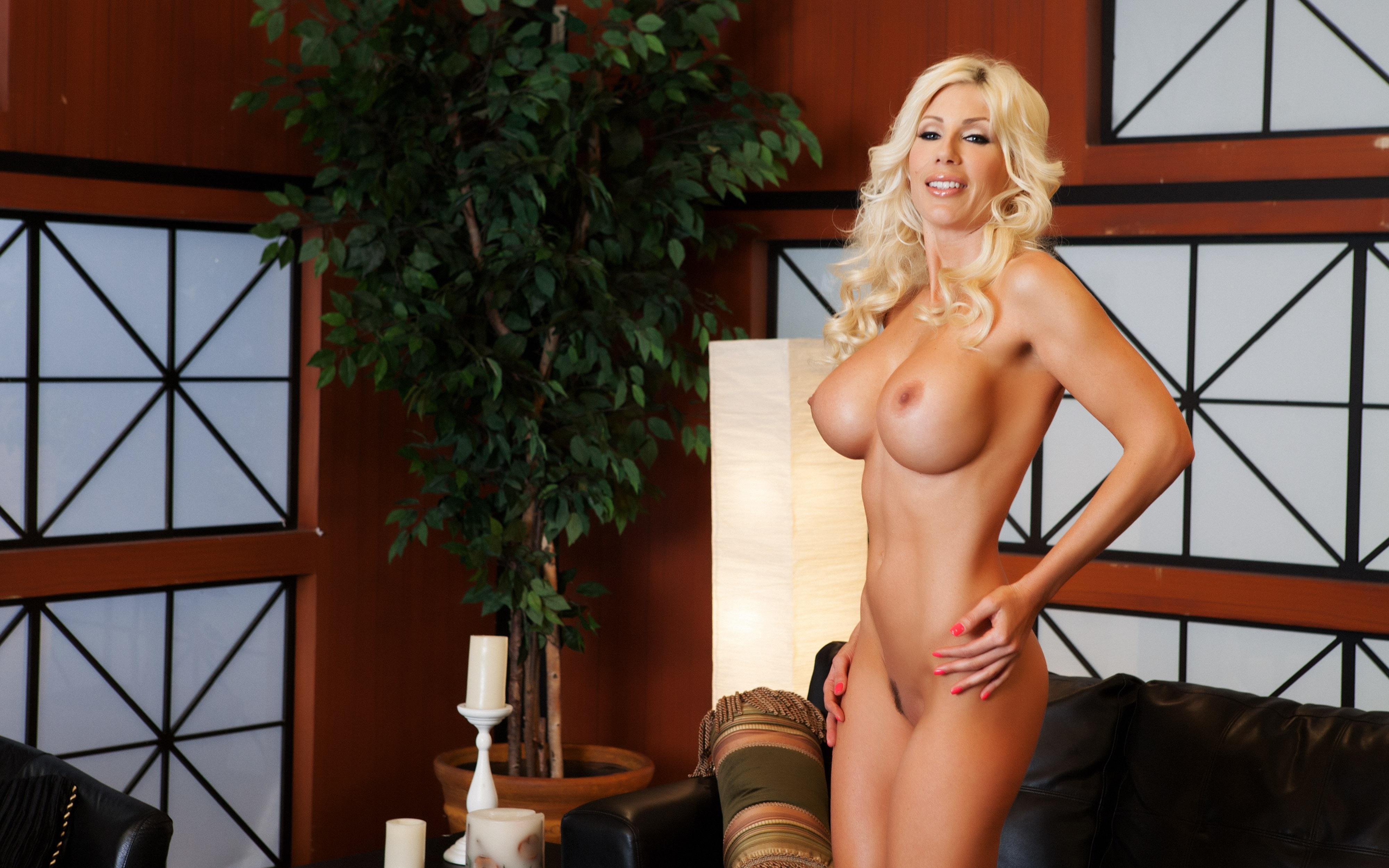 Wallpaper Puma Swede, Pornstar, Blonde, Big Boobs, Huge -3186